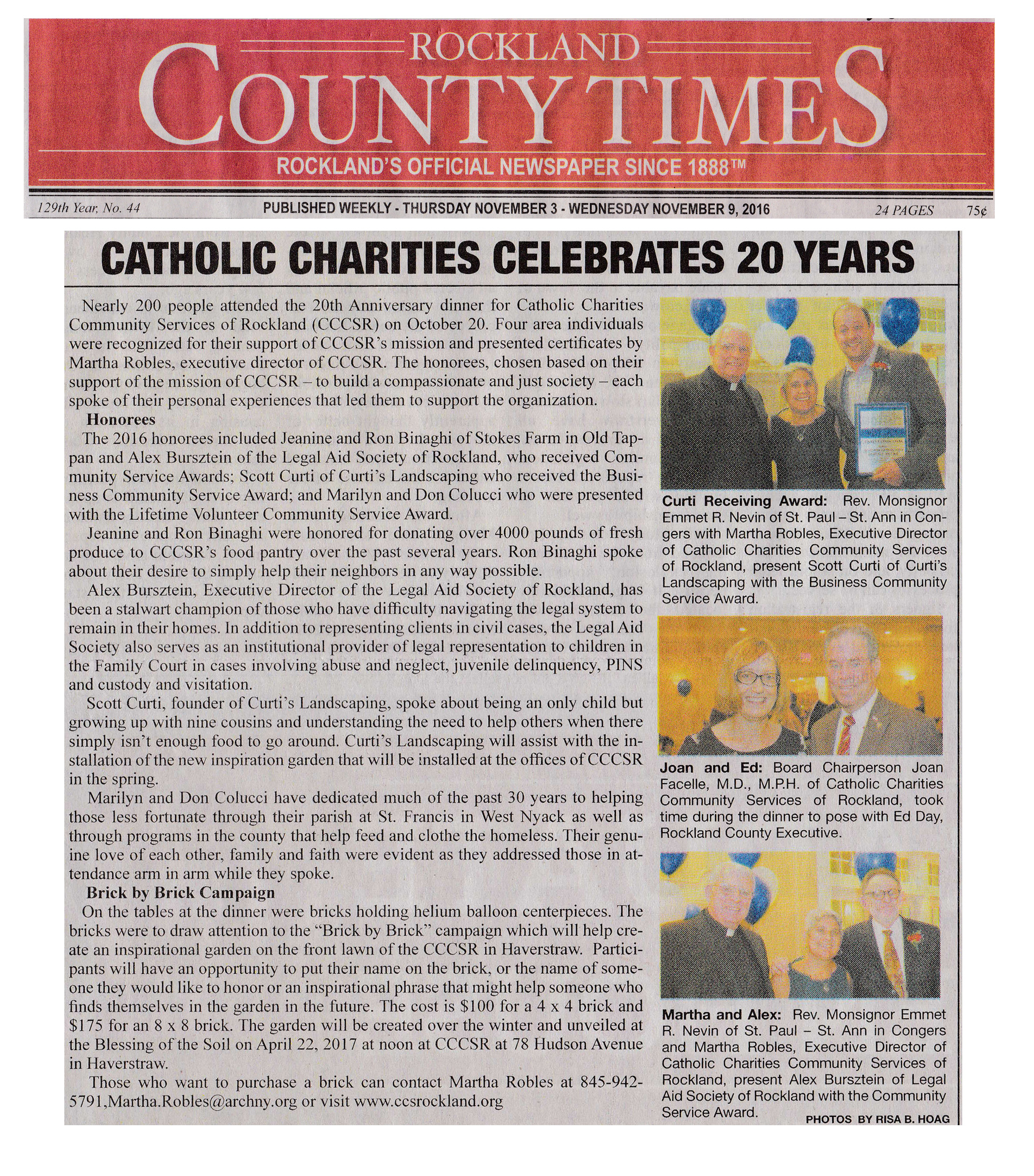 catholic charities dinner wrap up in rockland county times copy.jpg