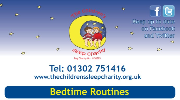 - A good bedtime routine can help to support a better night's sleep. Read our leaflet to get tips on creating a relaxing routine in the run up to bedtime