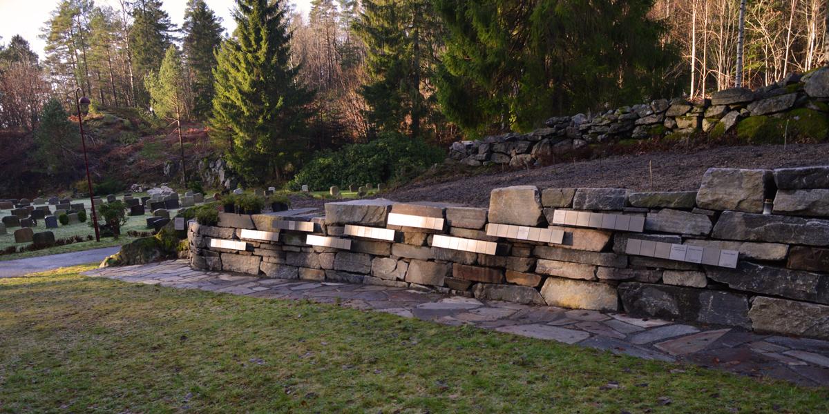 Arendal Cemetery Memorial