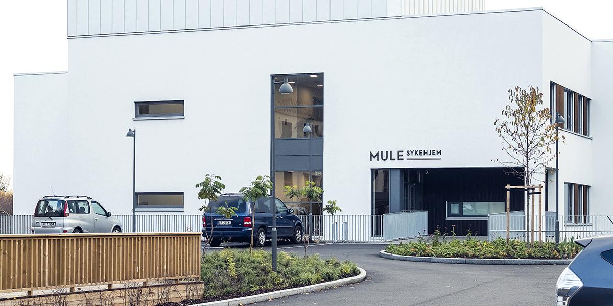 Mule + Vestsiden Dementia Hospitals