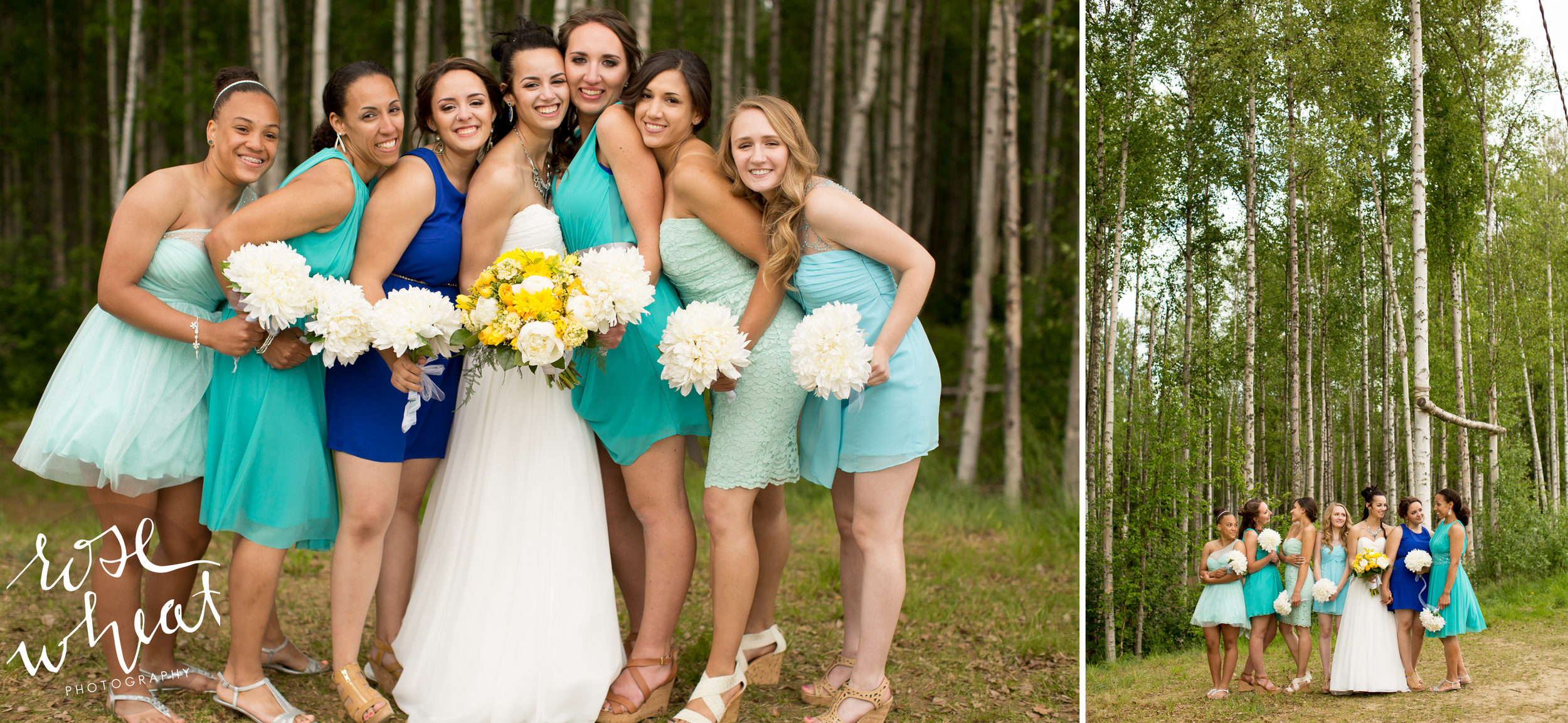 002. FAirbanks_AK_Wedding_Turquoise_Mismatched_Bridesmaids.jpg