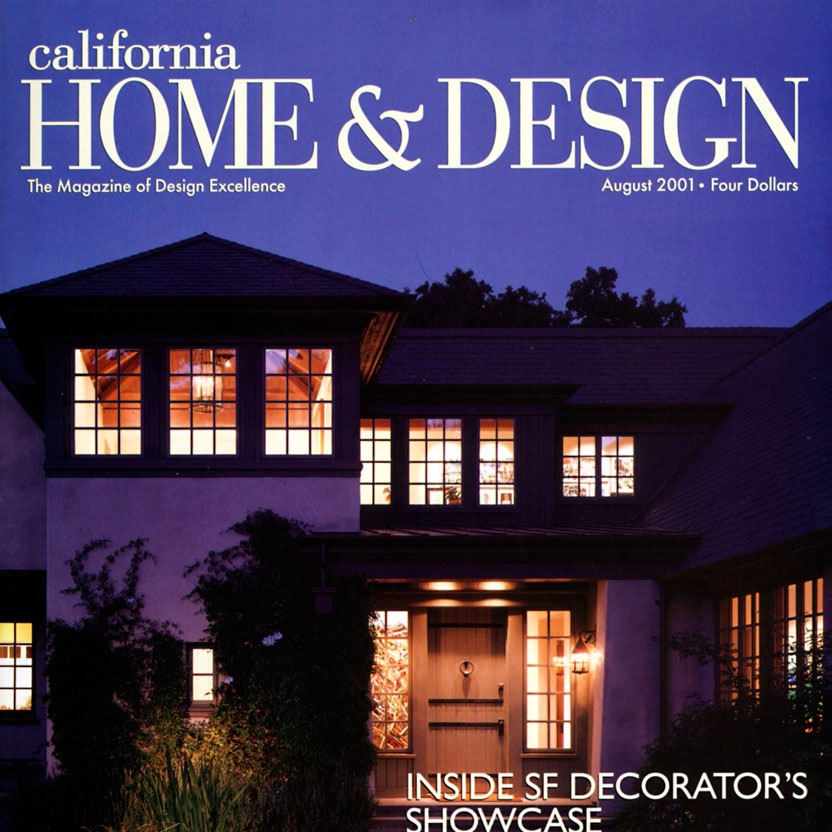 California Home & Design Aug 2001