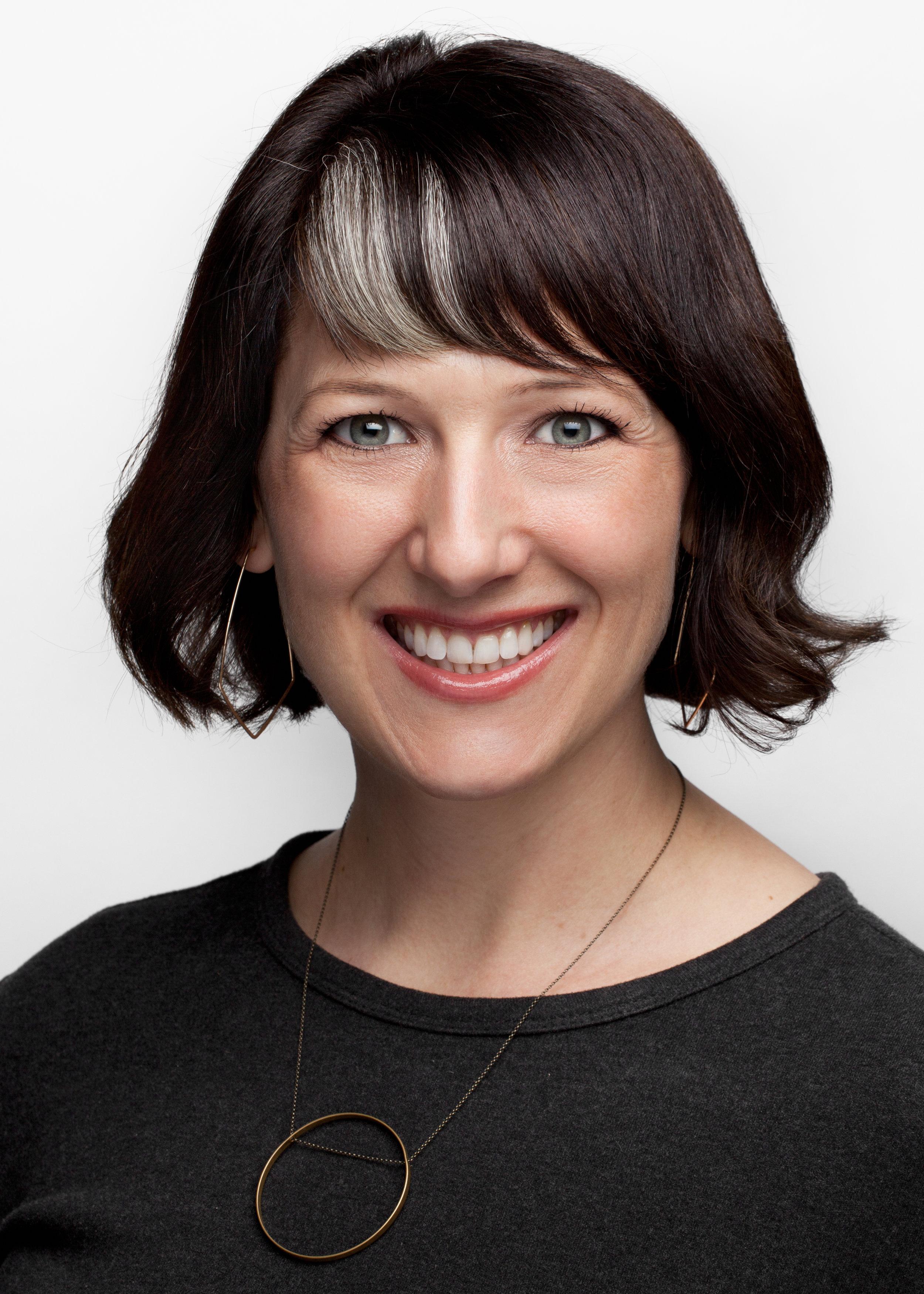 Sarah Puls, Senior Designer