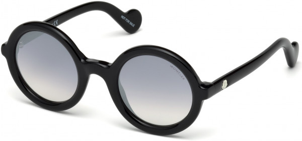 Summer may have passed but you can keep your eyes protected from the low autumnal sun with these stylishly round sunglasses from the French brand, Moncler!