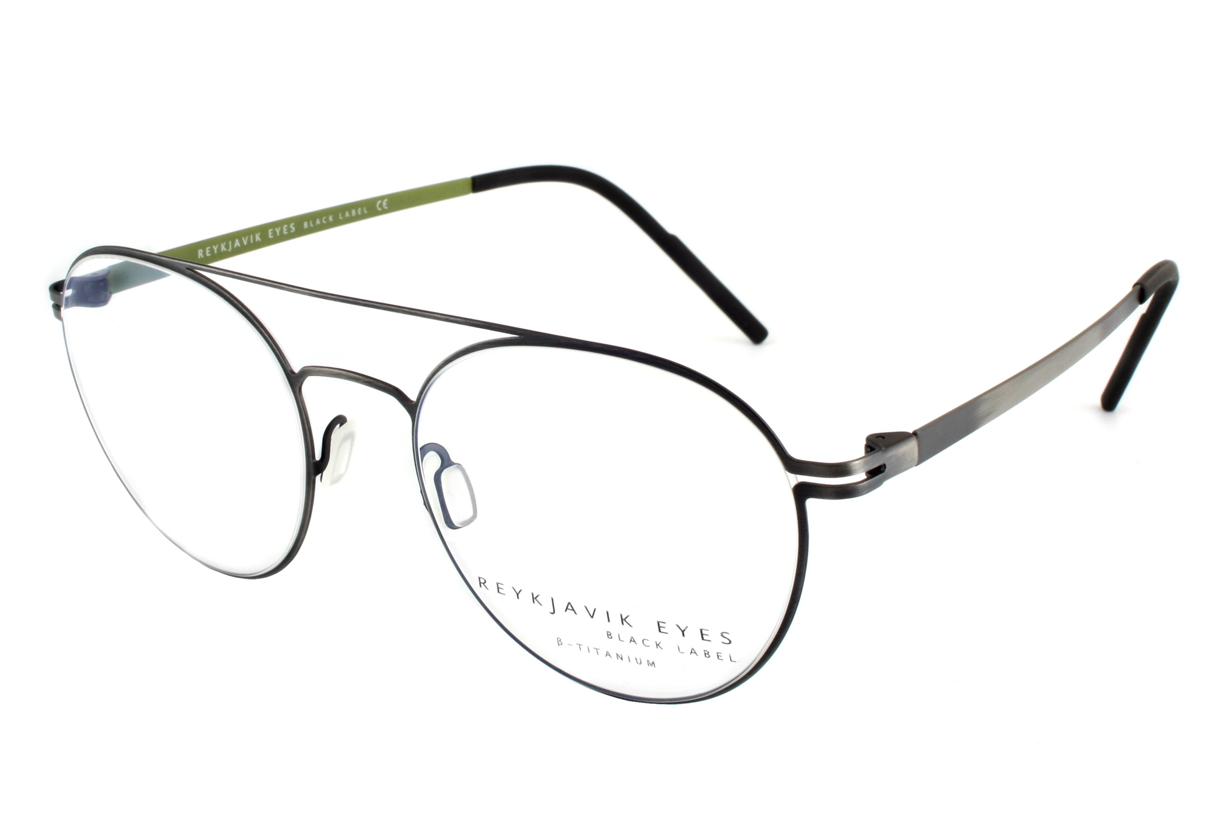 Start off the year with a new sleek and stylish look with the lightweight titanium frames from Reykjavik Eyes.