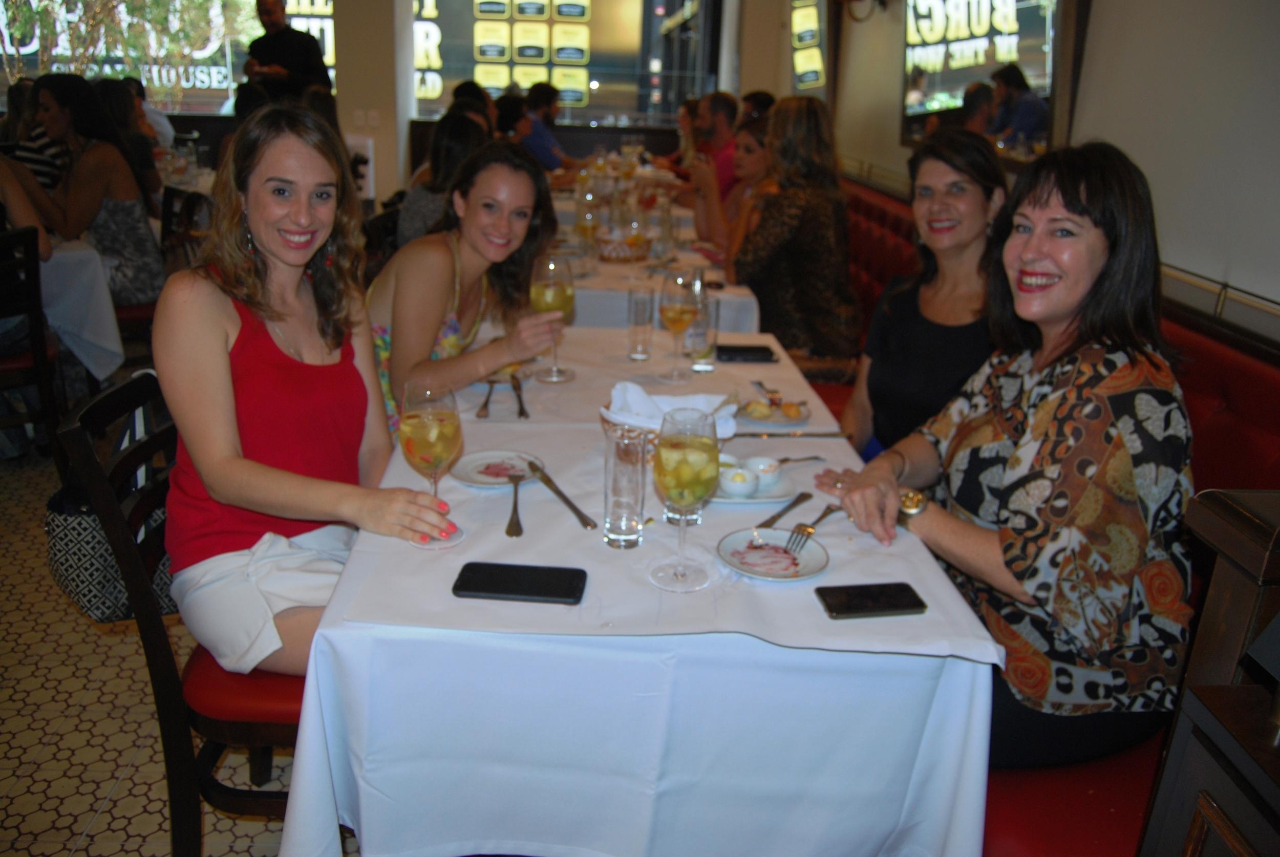 Polyana Pinheiro, Michele Occiuzzi, Cida Coimbra e Maria Rita Primola .JPG