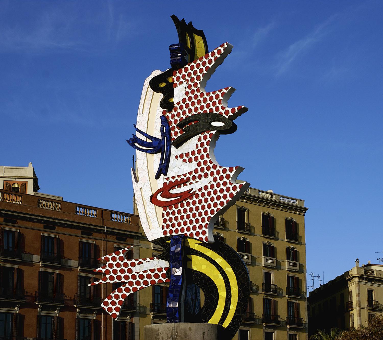 Barcelona Head