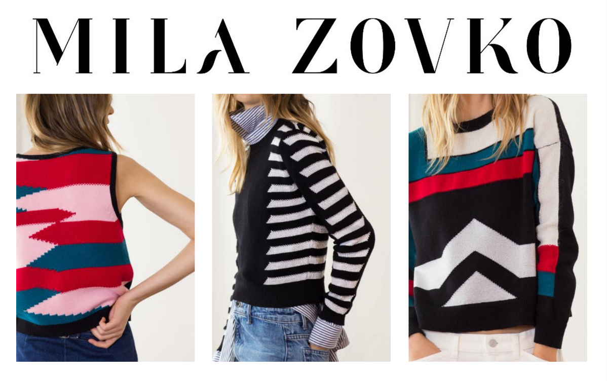 MILA ZOVKO BRAND LAUNCH: ECOMMERCE PHOTOGRAPHY