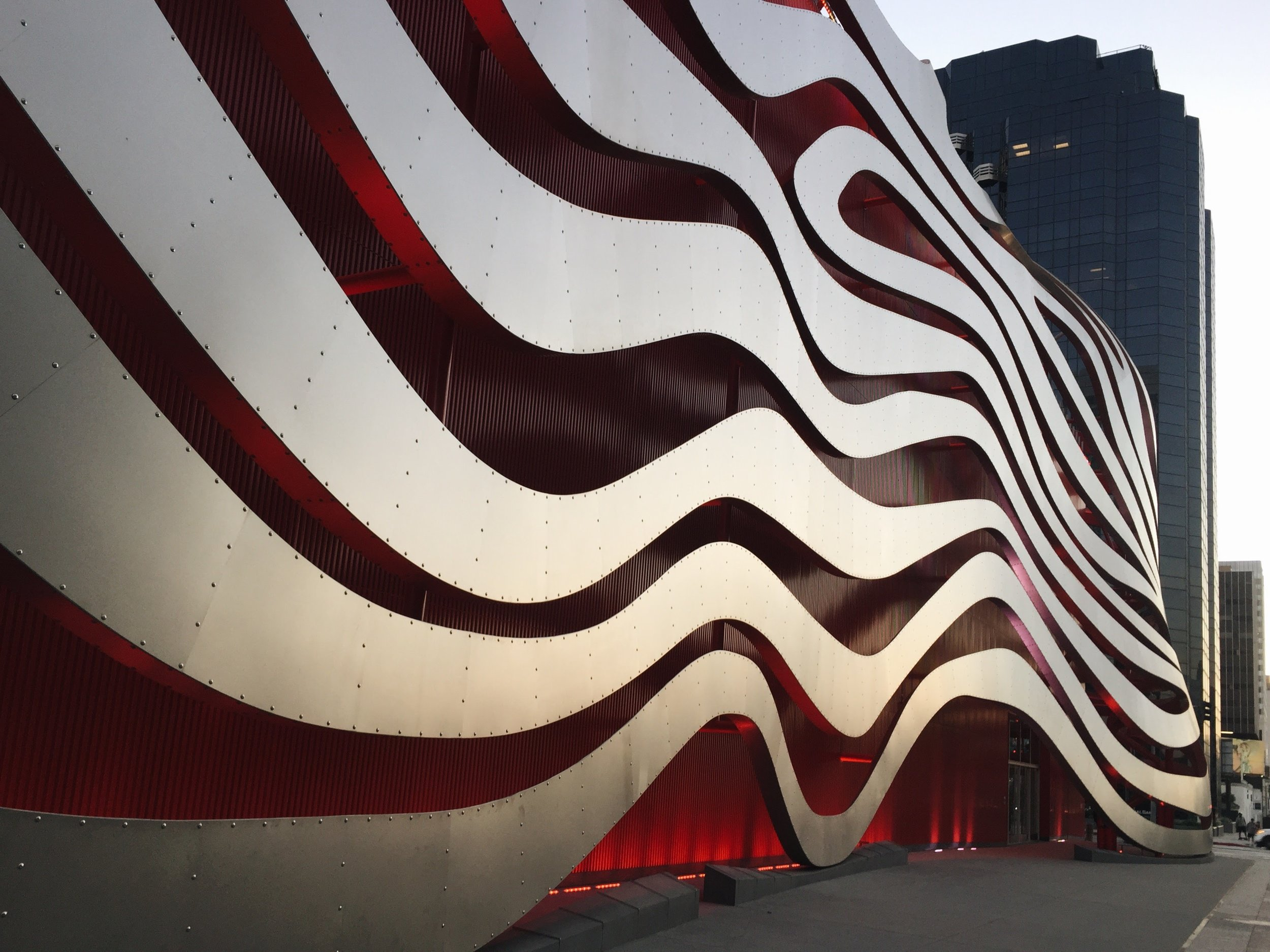 Petersen Automotive Museum by Kohn Pedersen Fox
