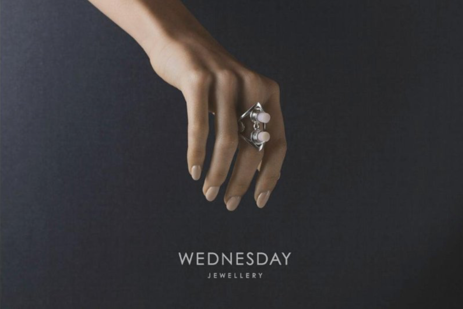 WEDNESDAY JEWELLERY BRAND LAUNCH: ECOMMERCE PHOTOGRAPHY