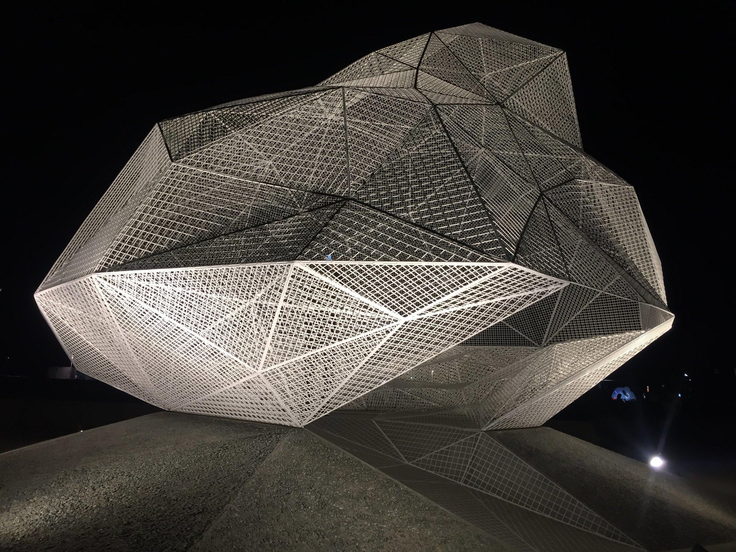 The Naoshima Pavilion