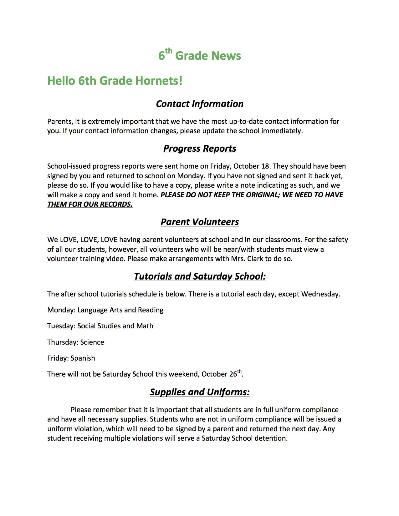 6th grade newsletteroctA.png
