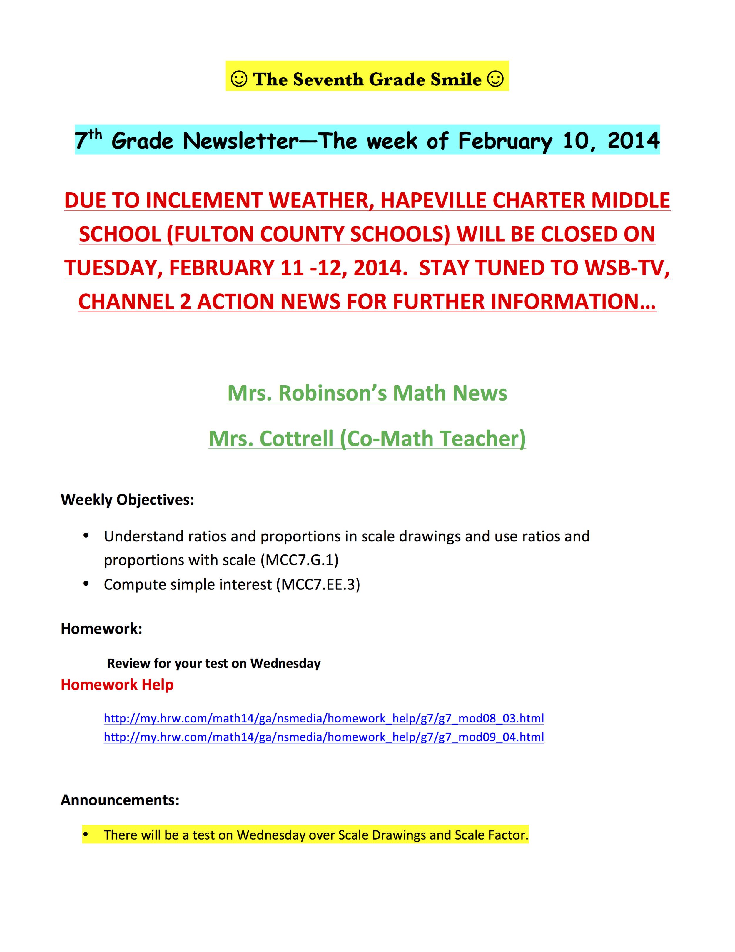 7th grade Newsletter Feb 10A.png