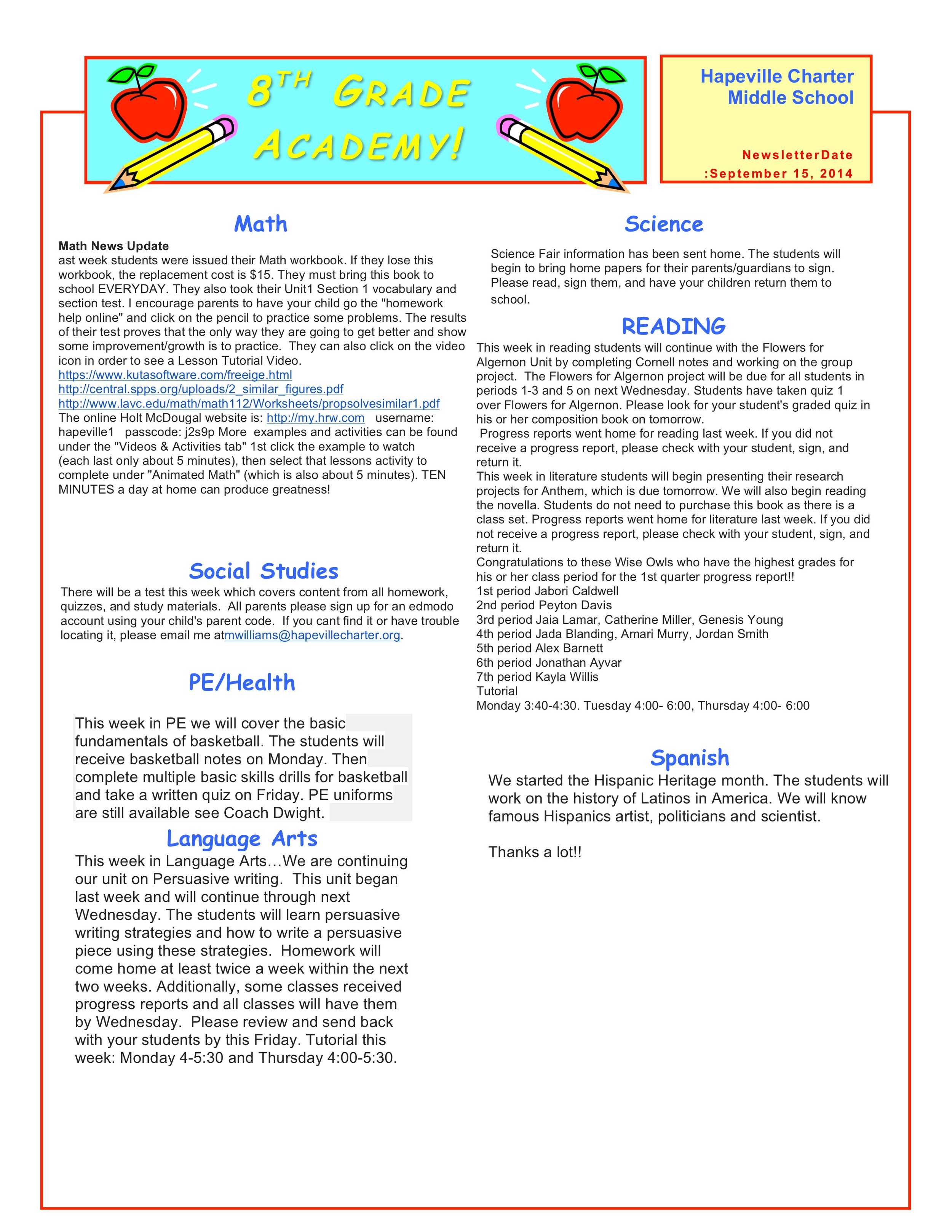 Newsletter Image8th grade 9-15-2014.jpeg