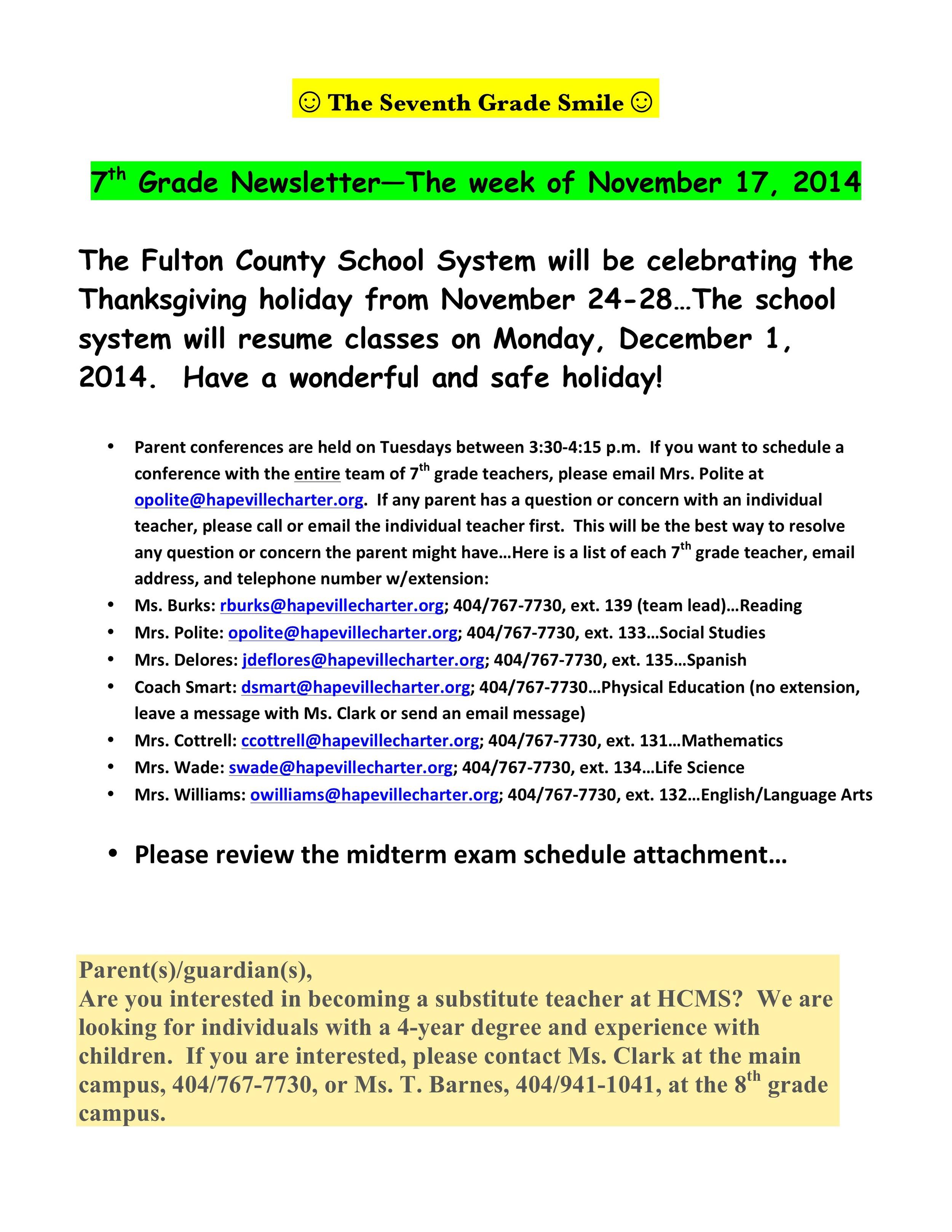 Newsletter Image7th grade November 17th.jpeg