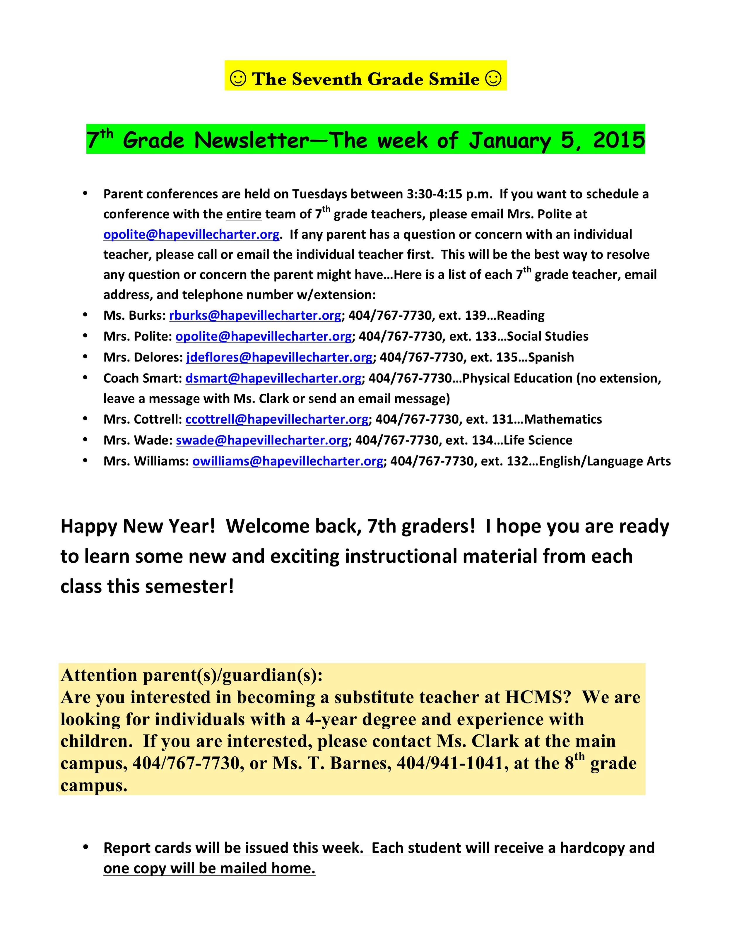 Newsletter Image7th grade January 6 2015.jpeg