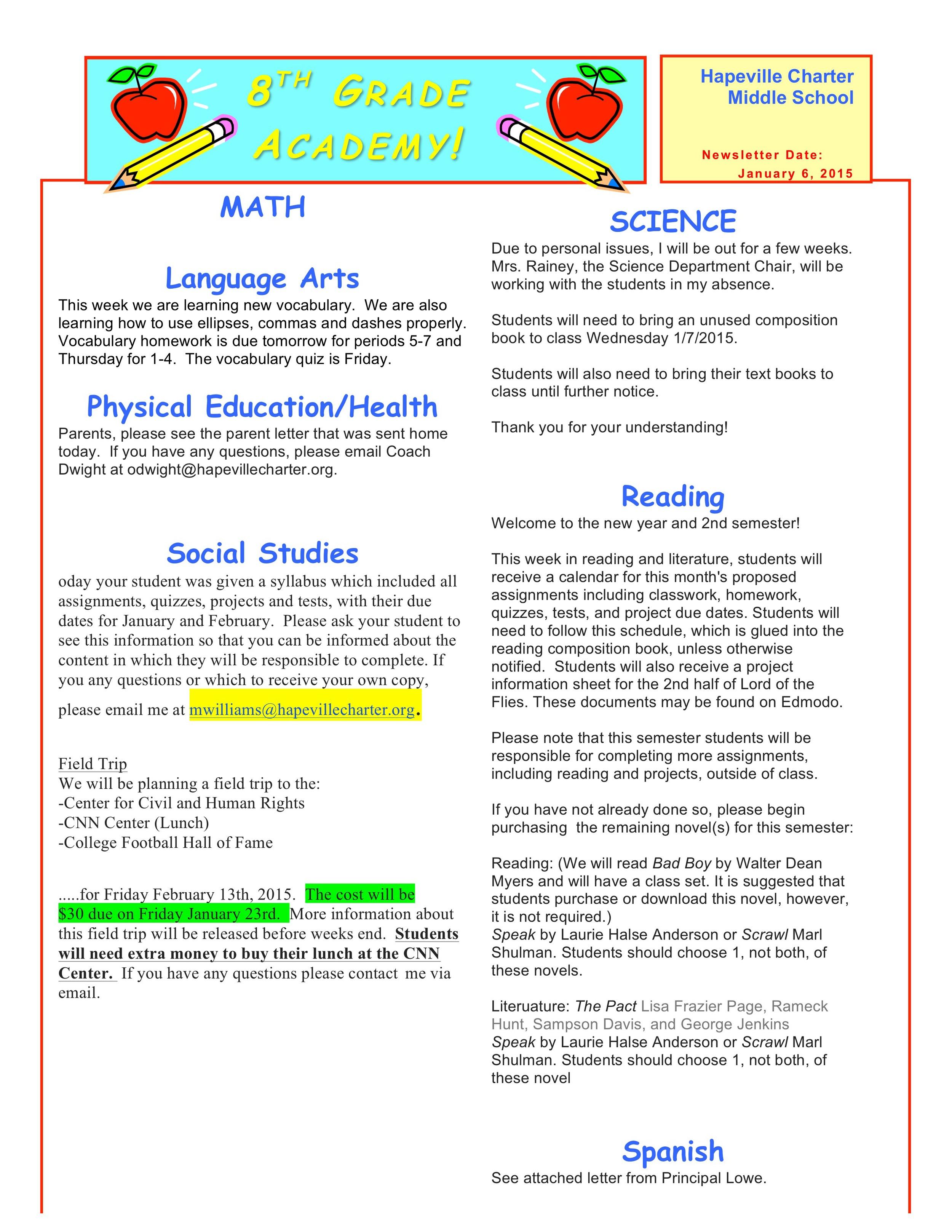 Newsletter Image8th grade January 6.jpeg