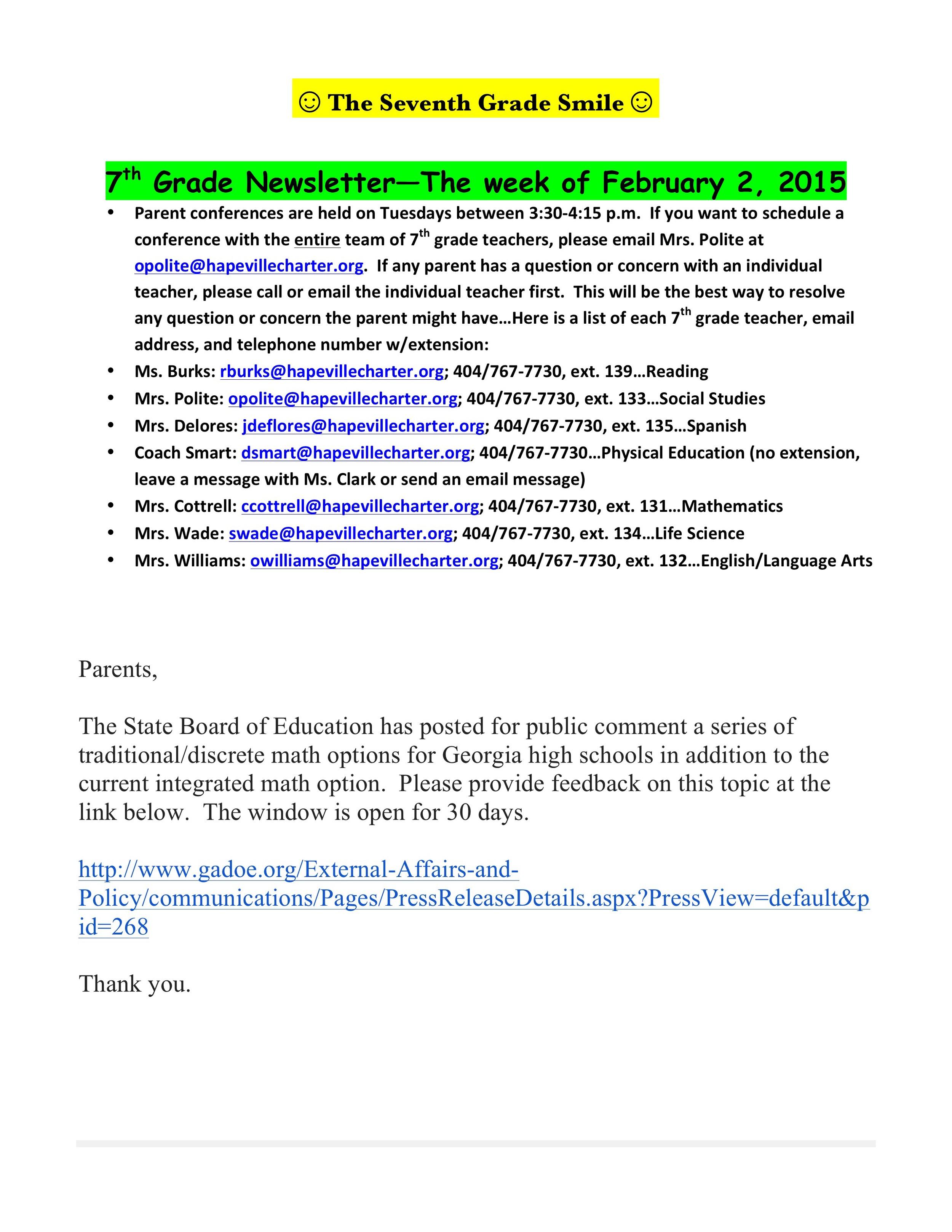 Newsletter Image7th grade February 2 2015.jpeg