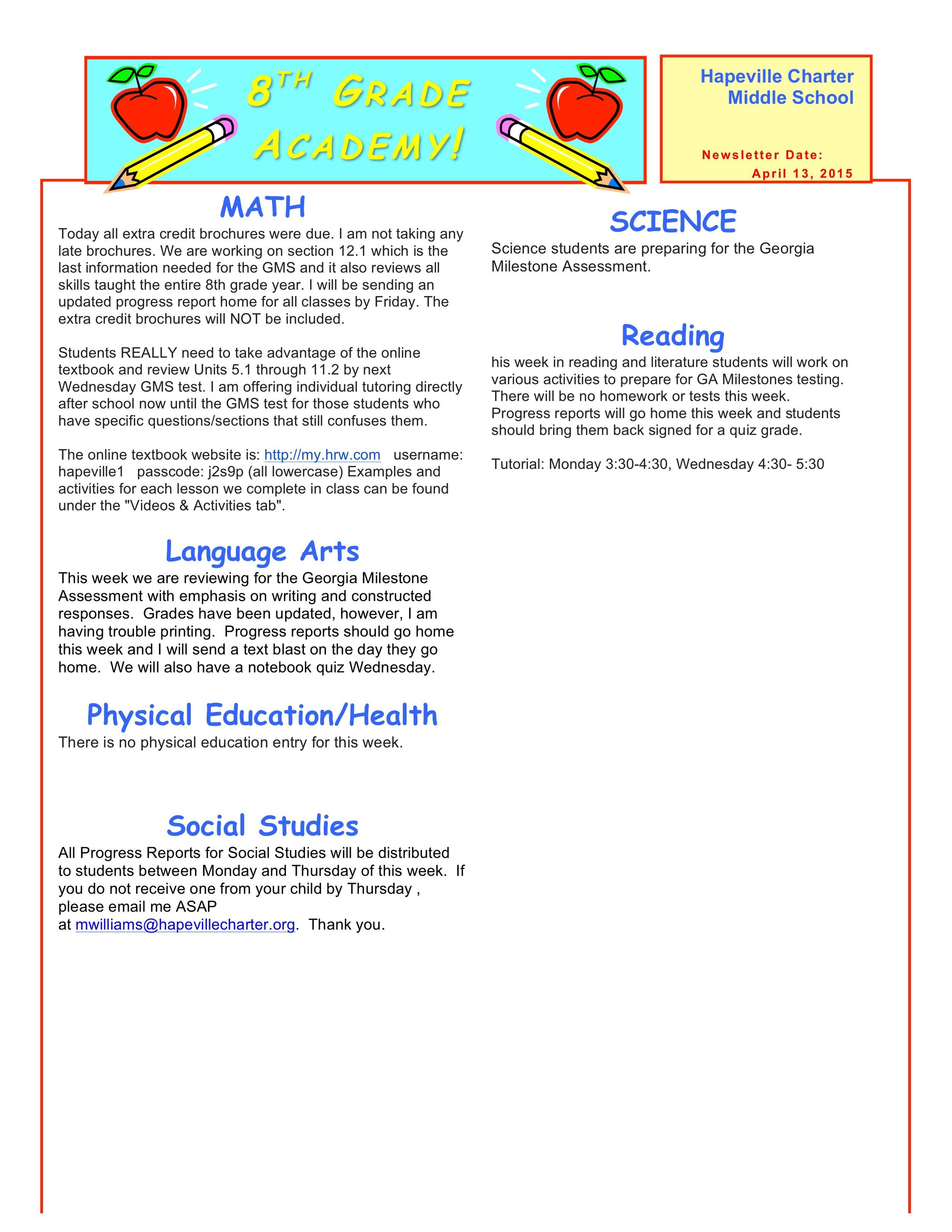 Newsletter Image8th grade April 13.jpeg