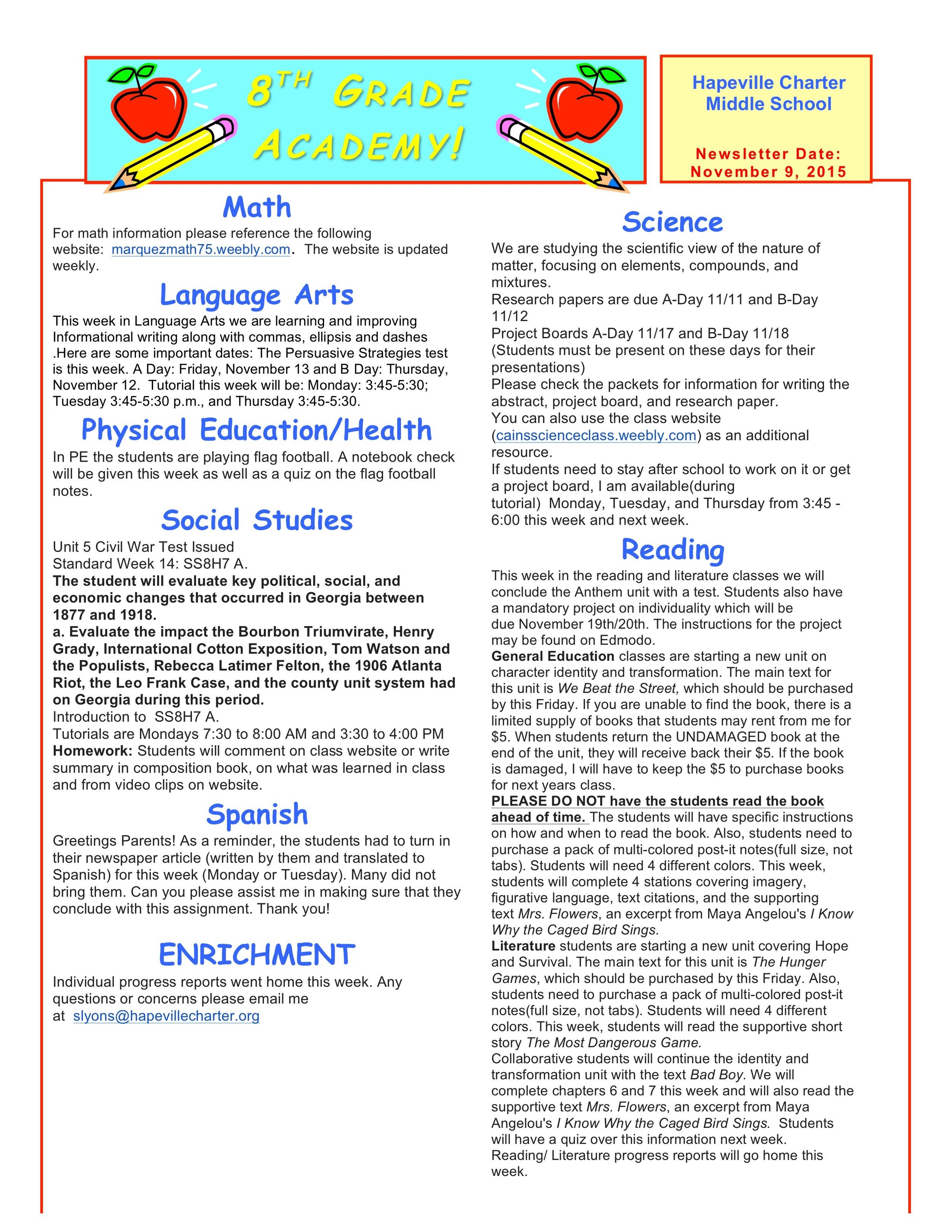 Newsletter Image8th grade November 9 2015 .jpeg