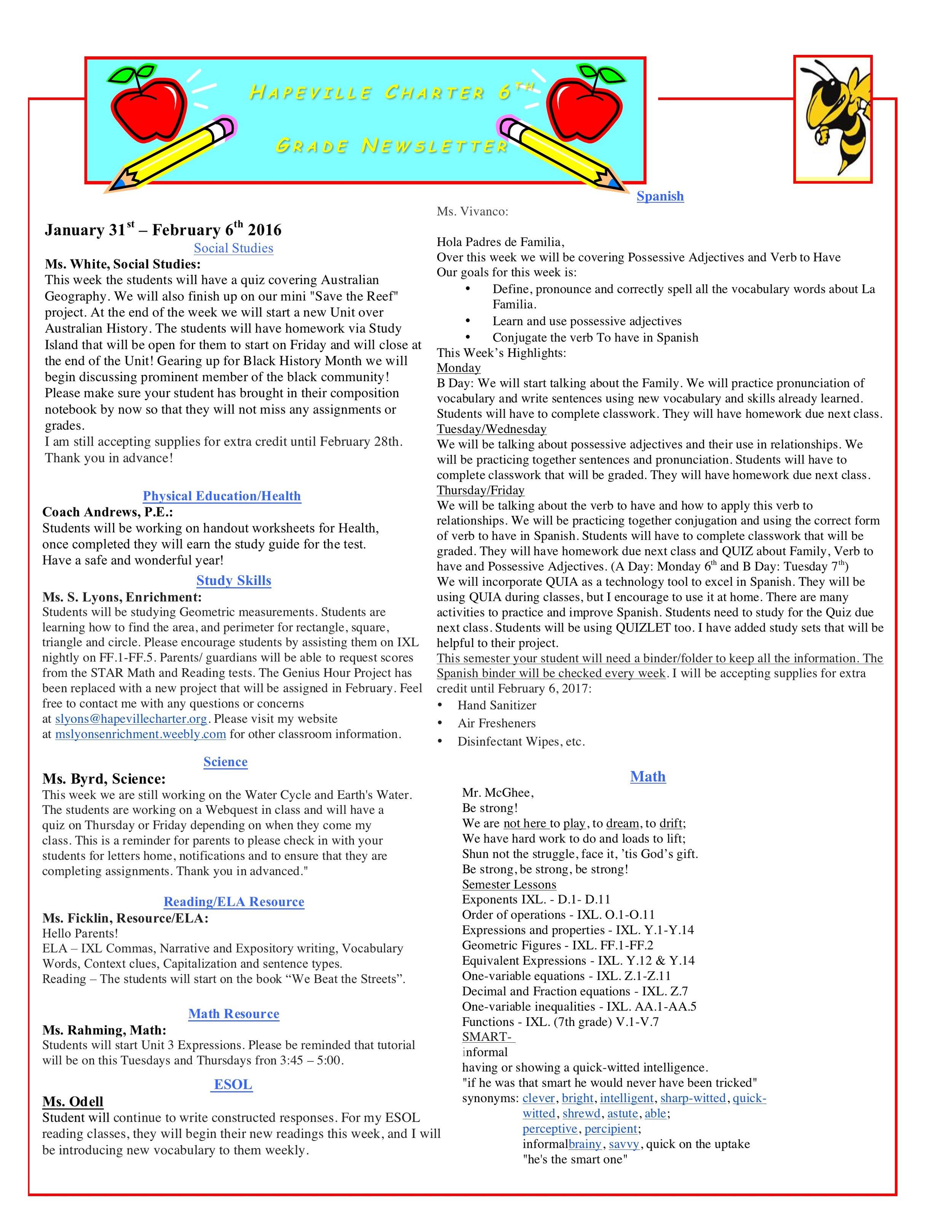 Newsletter Image6th Grade Newsletter 1.30.2017.jpeg