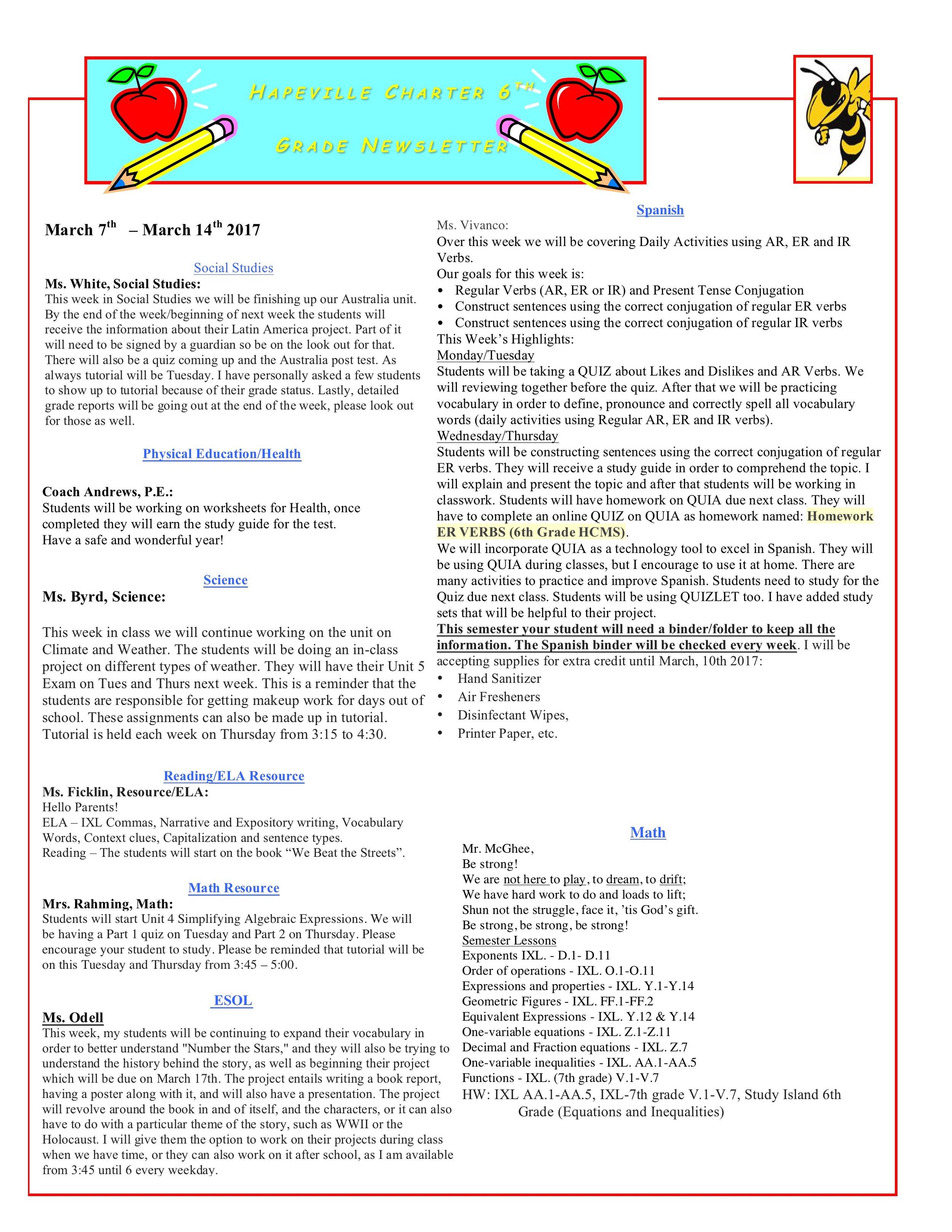 Newsletter Image6th Grade Newsletter 3-7-2017.jpeg