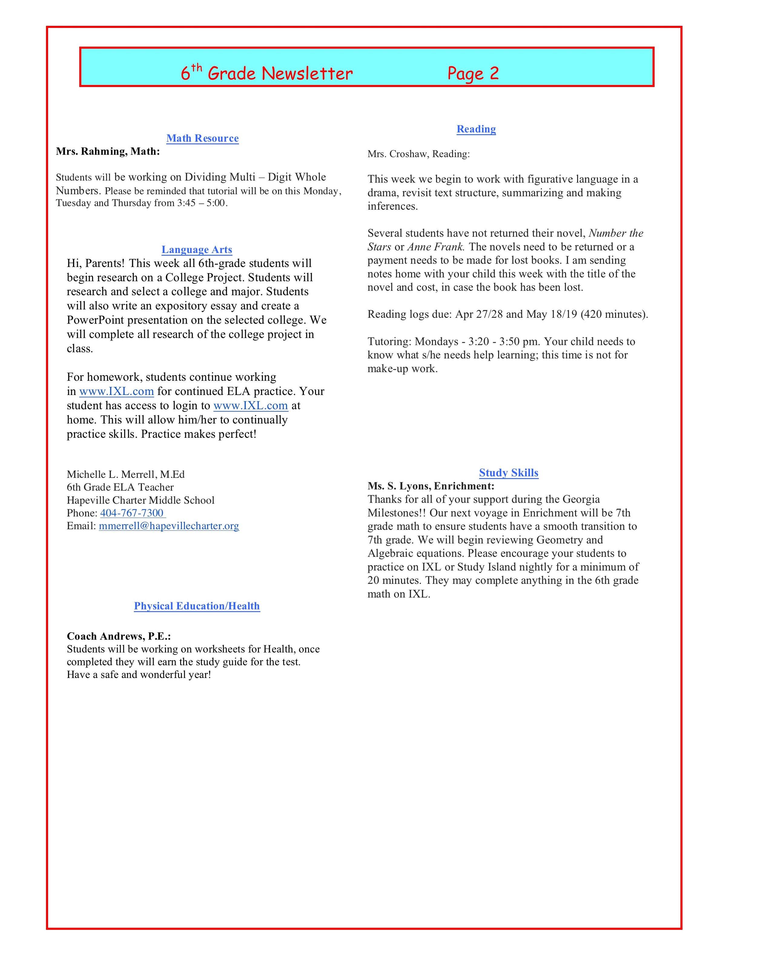 Newsletter Image6th Grade Newsletter 4-25-17 2.jpeg