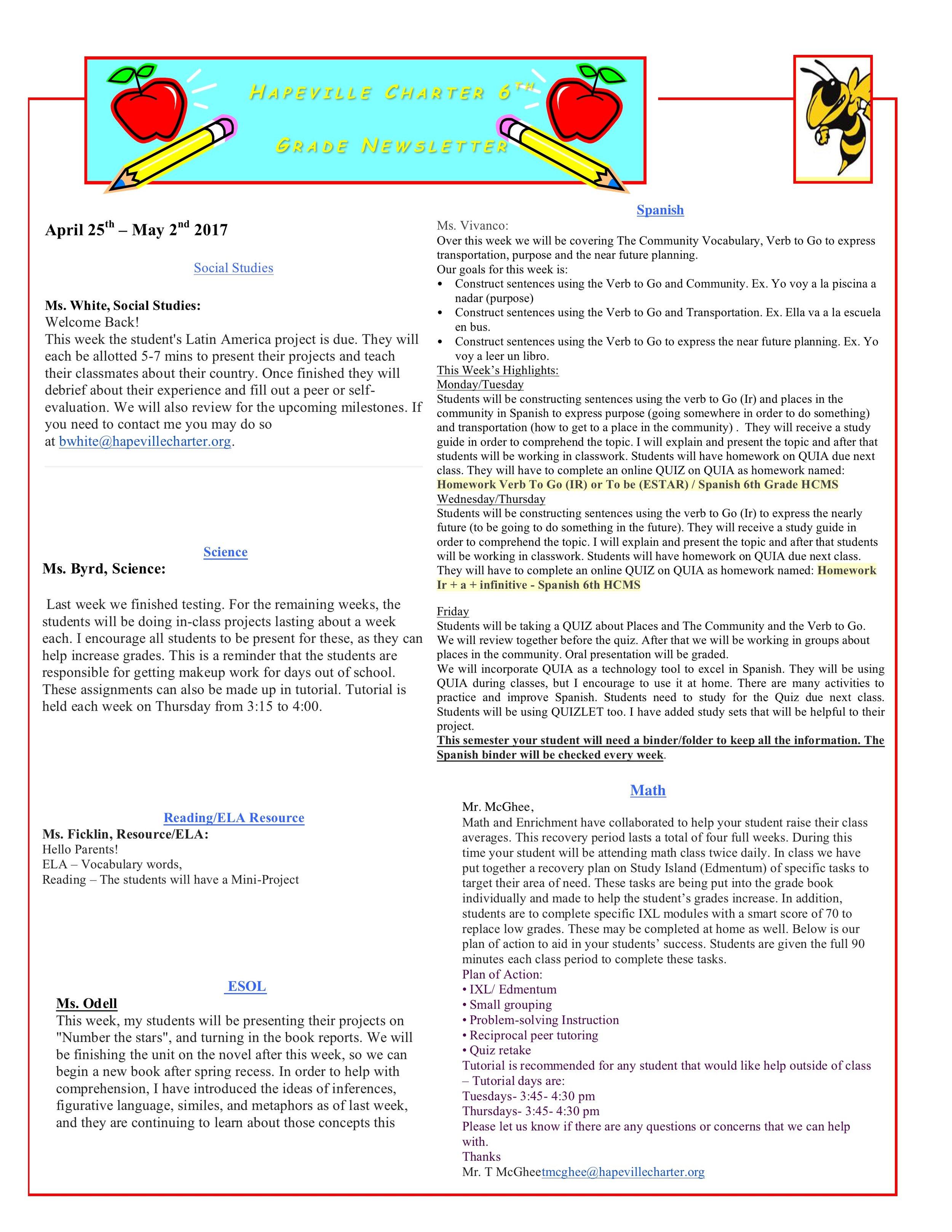 Newsletter Image6th Grade Newsletter 4-25-17.jpeg