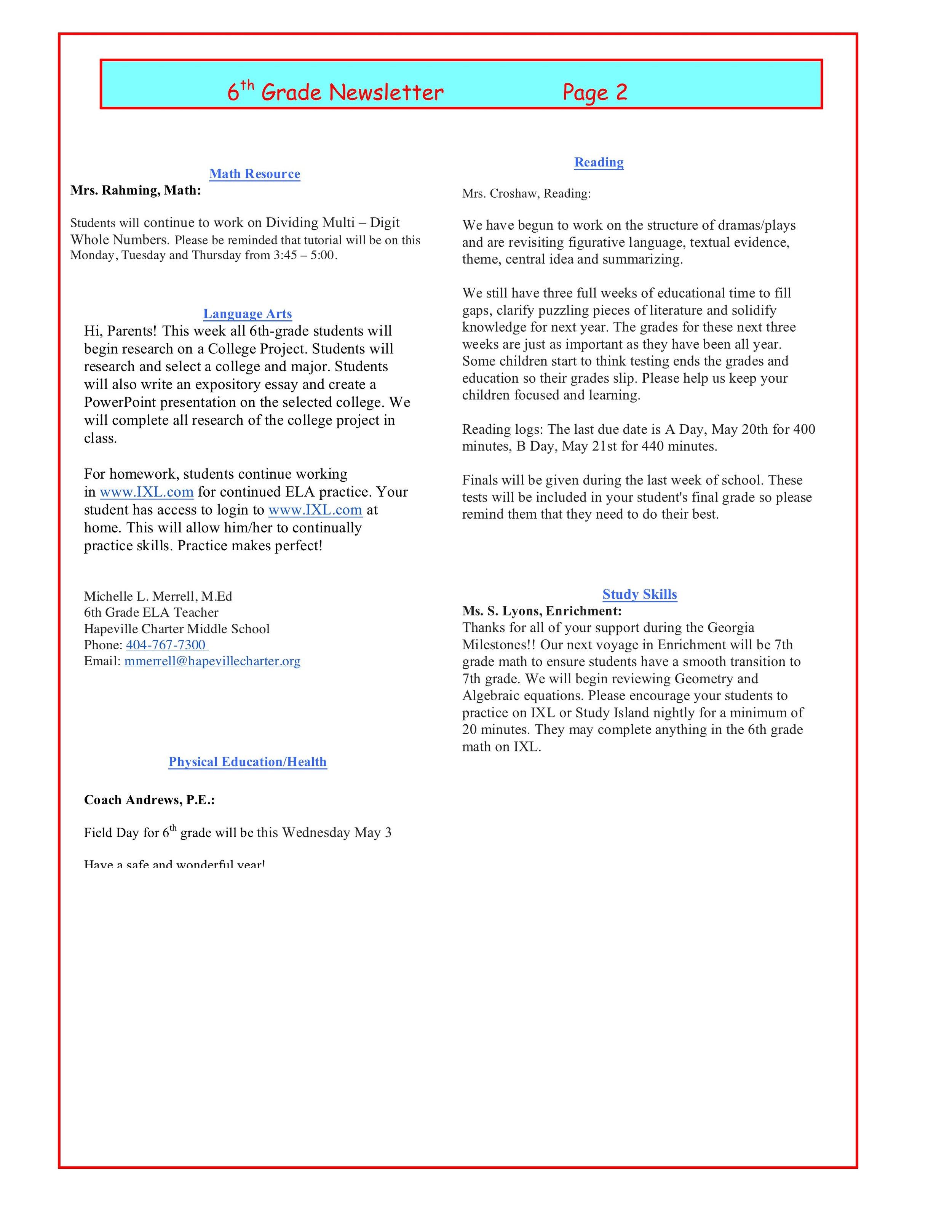 Newsletter Image6th Grade Newsletter 5-1-2017 2.jpeg