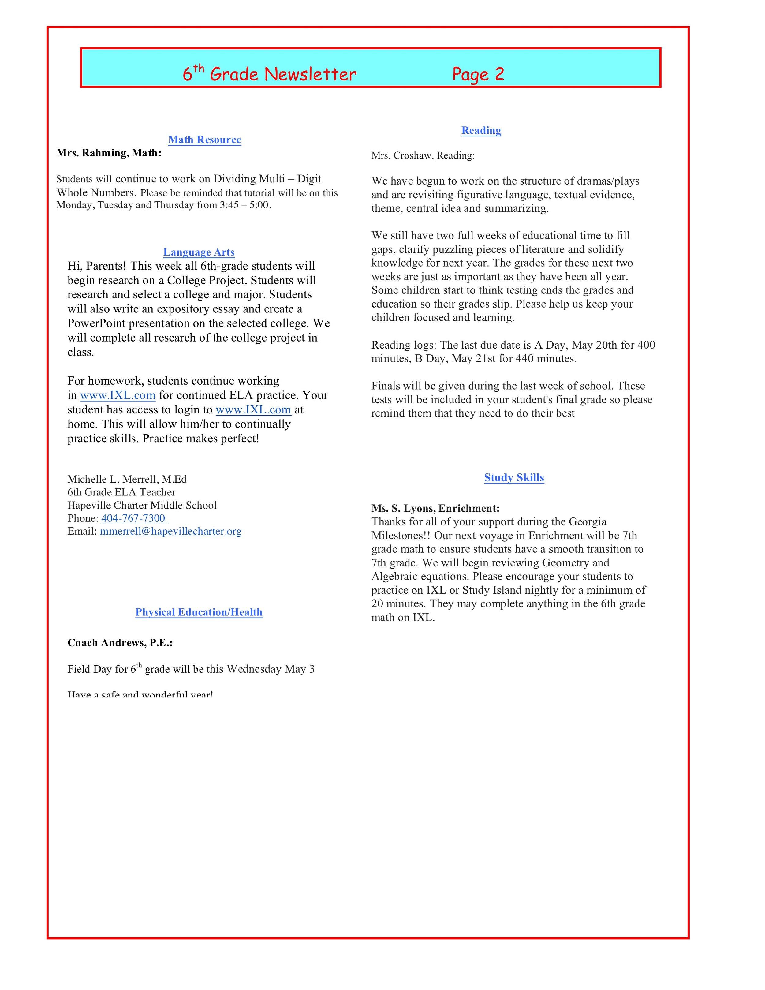 Newsletter Image6th Grade Newsletter 5-9-2017 2.jpeg