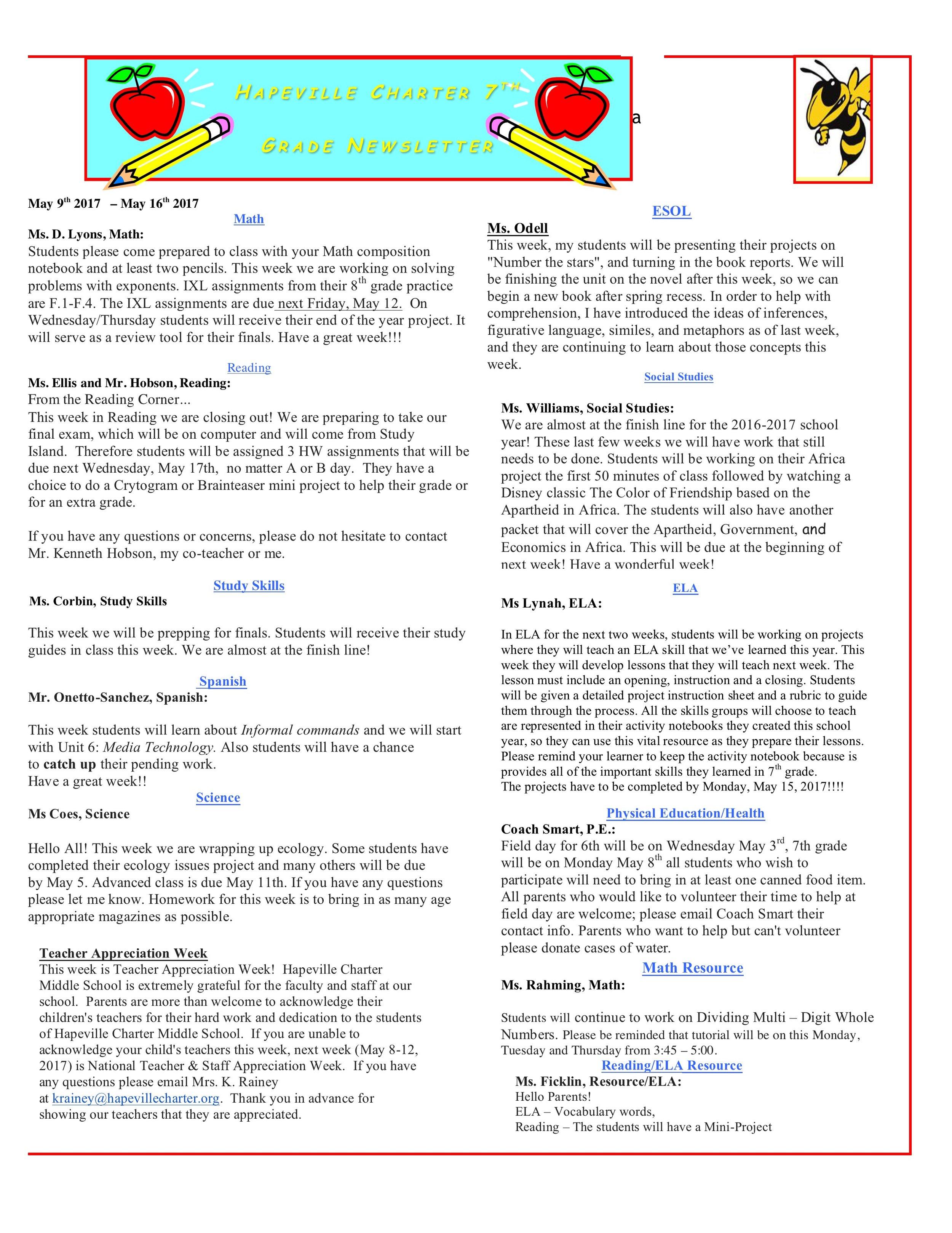 Newsletter Image7th Grade Newsletter 5-9-2017.jpeg