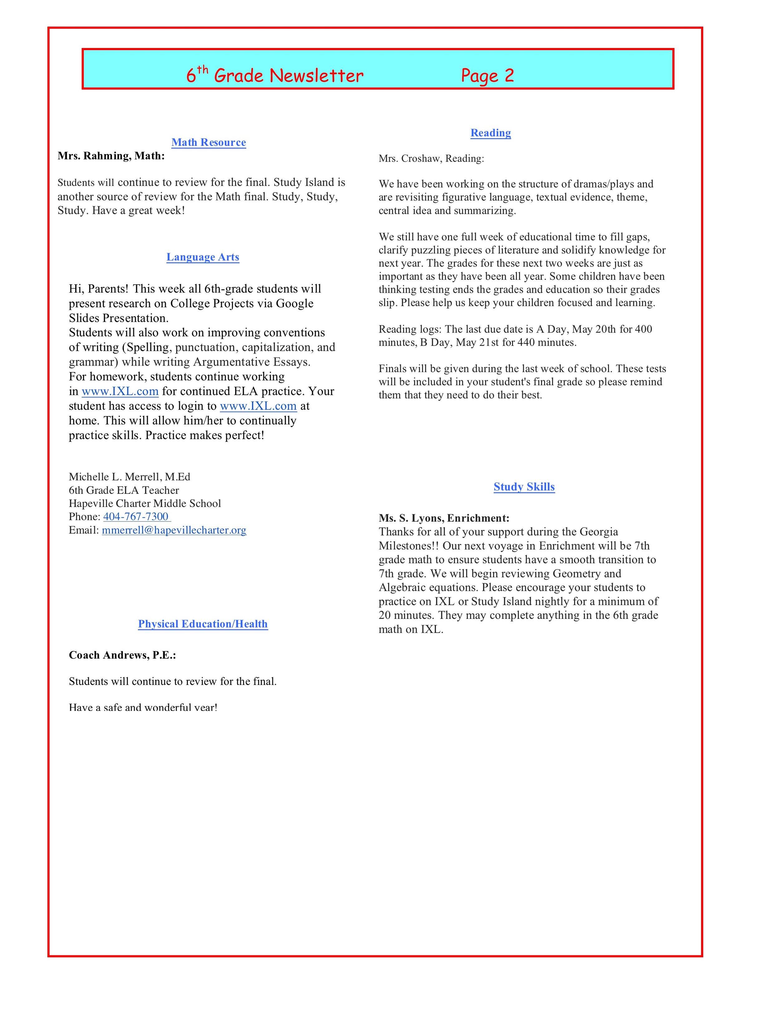 Newsletter Image6th Grade Newsletter 5-16-2017 2.jpeg