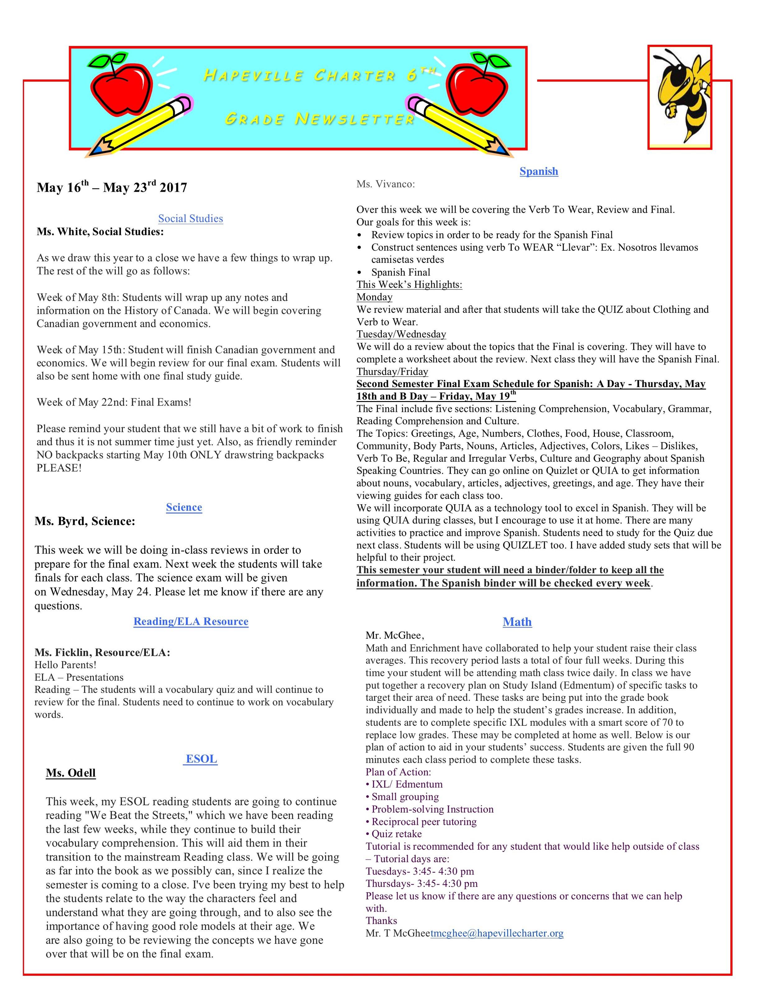Newsletter Image6th Grade Newsletter 5-16-2017.jpeg