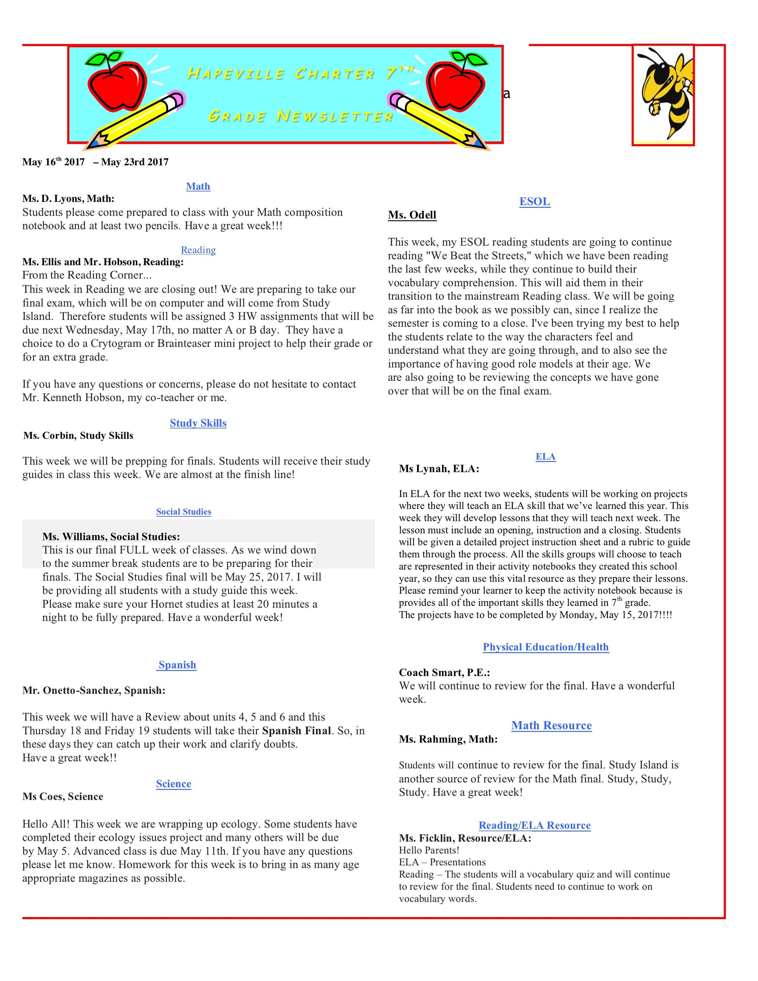 Newsletter Image7th Grade Newsletter 5-16-2017.jpeg