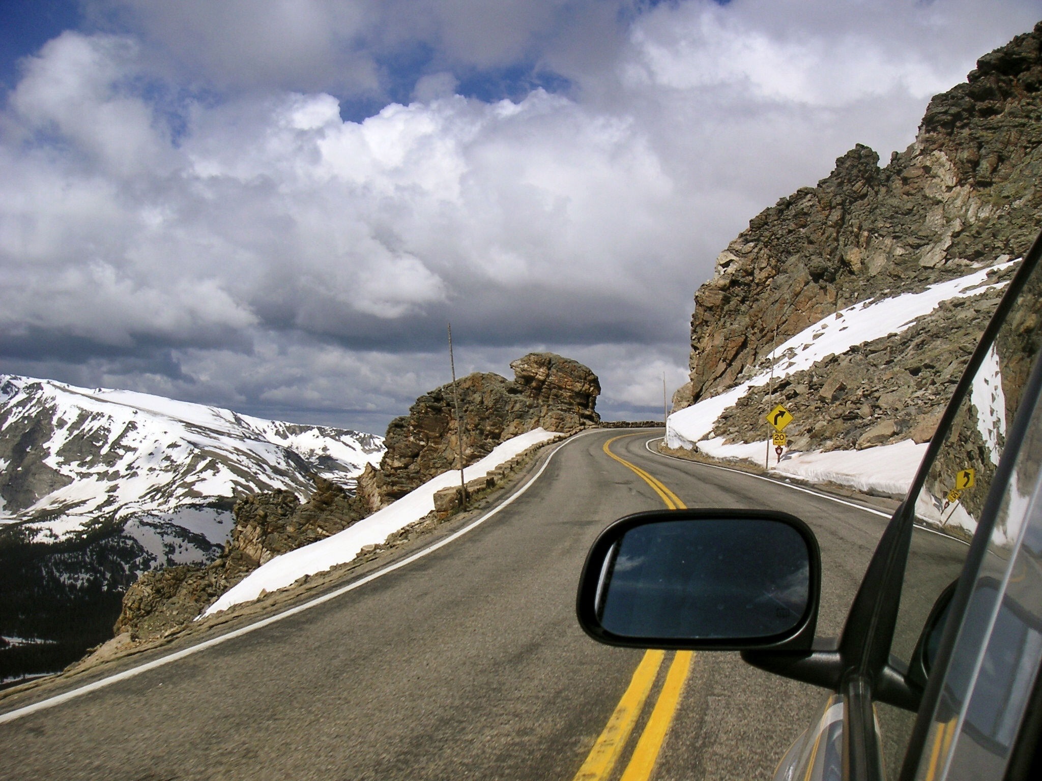 Rocky Mountain National Park, Trail Ridge Road — Nomad Infinitum