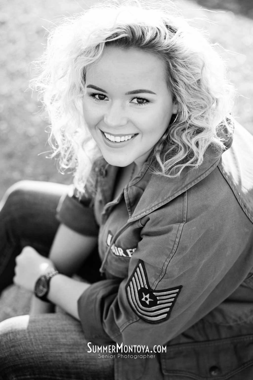 Senior Photographer | Williams Field High School