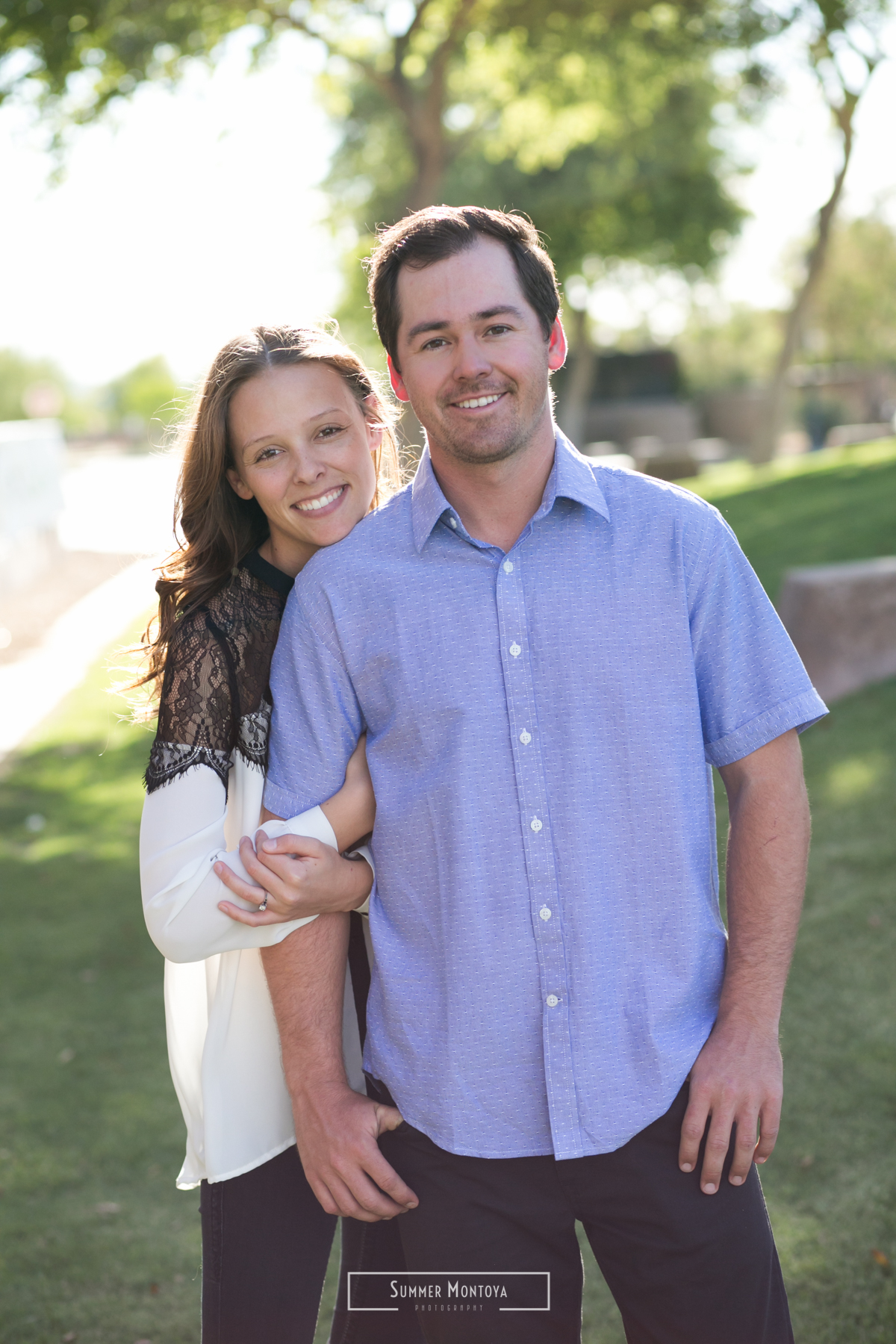 Meet Katie and Cole -