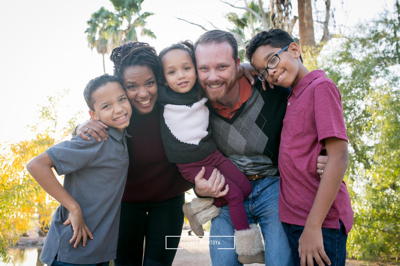Gilbert family photographer | summer montoya.com
