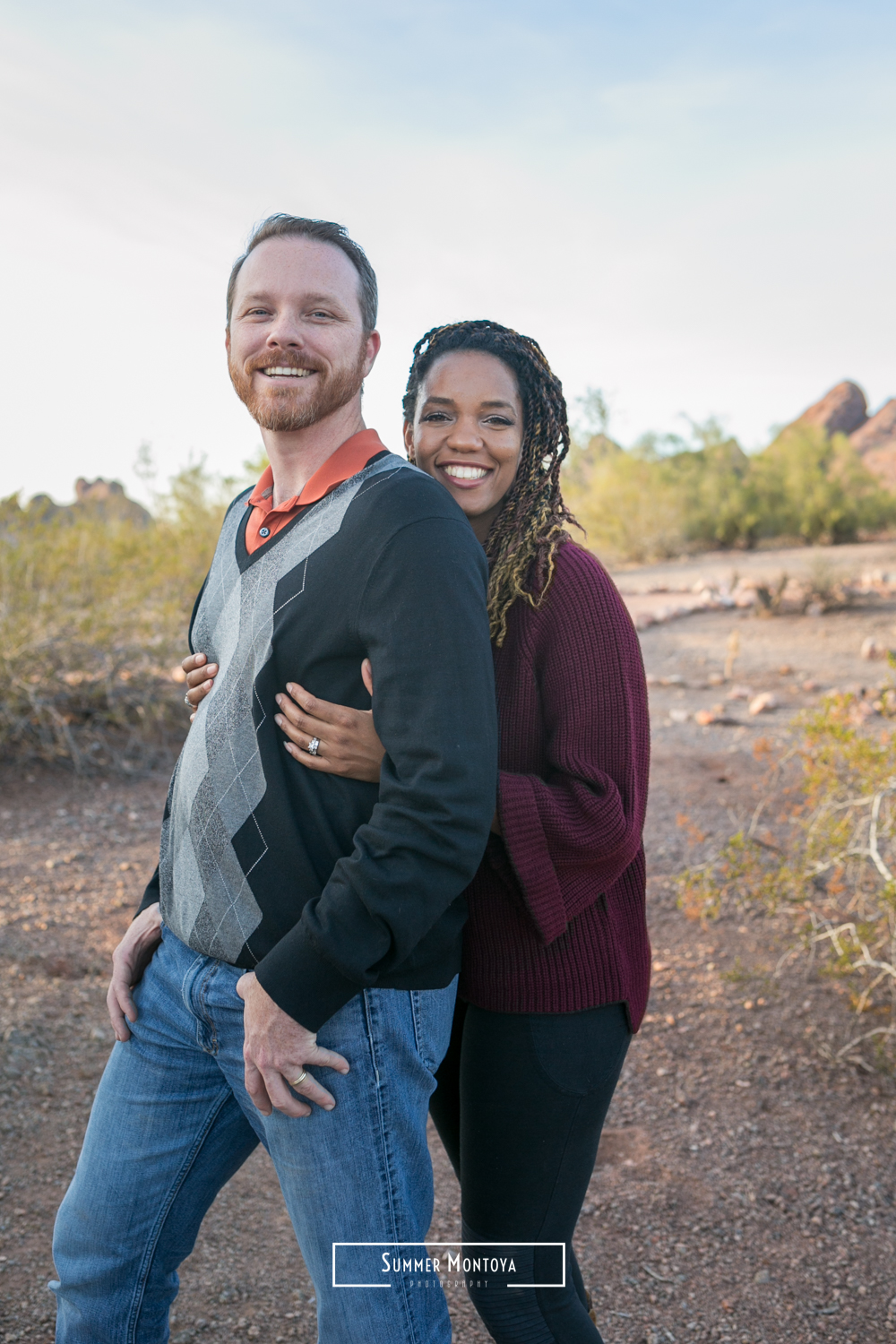 papago-park-couple-smiling-and-laughing