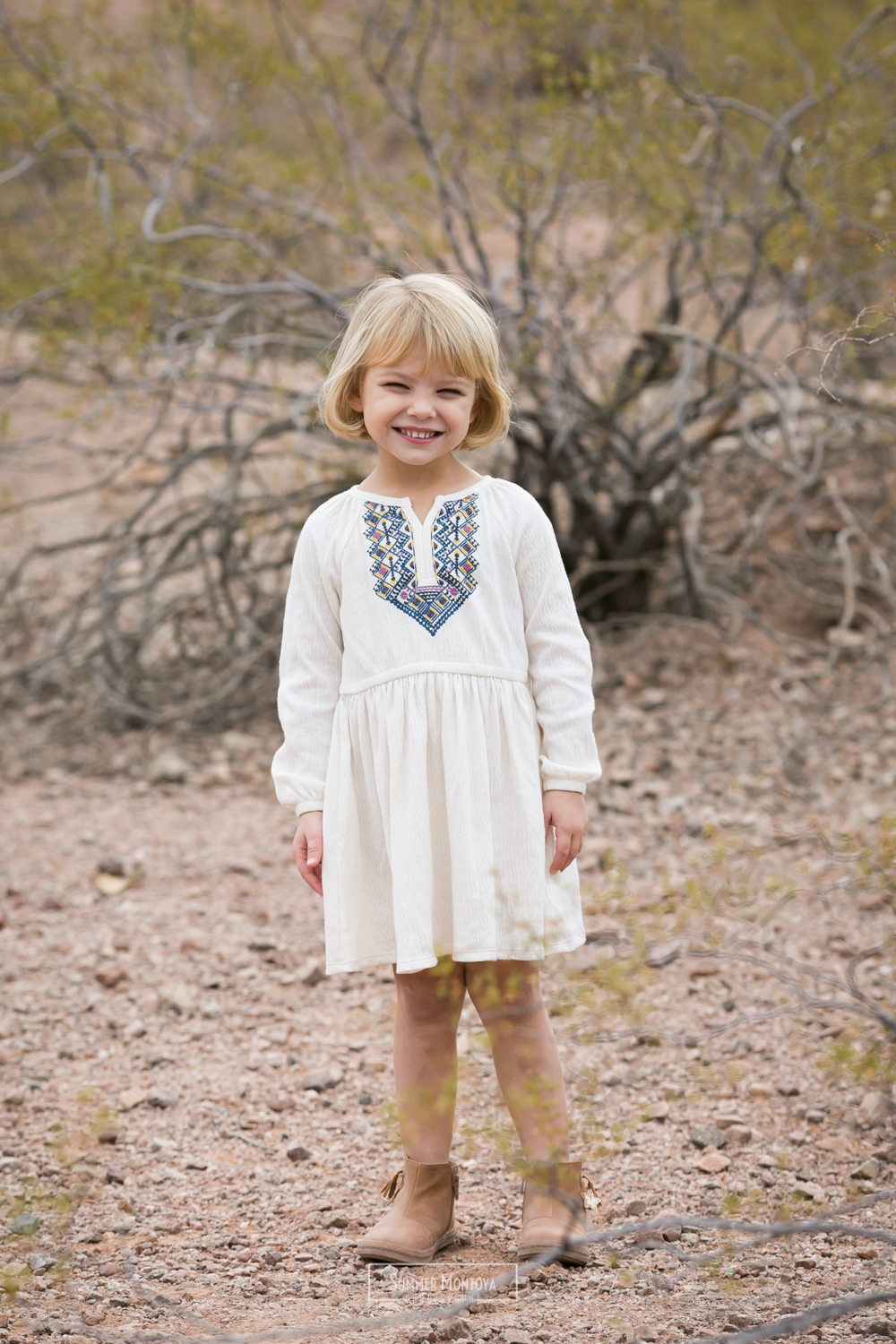 Phoenix family photos at Papago park