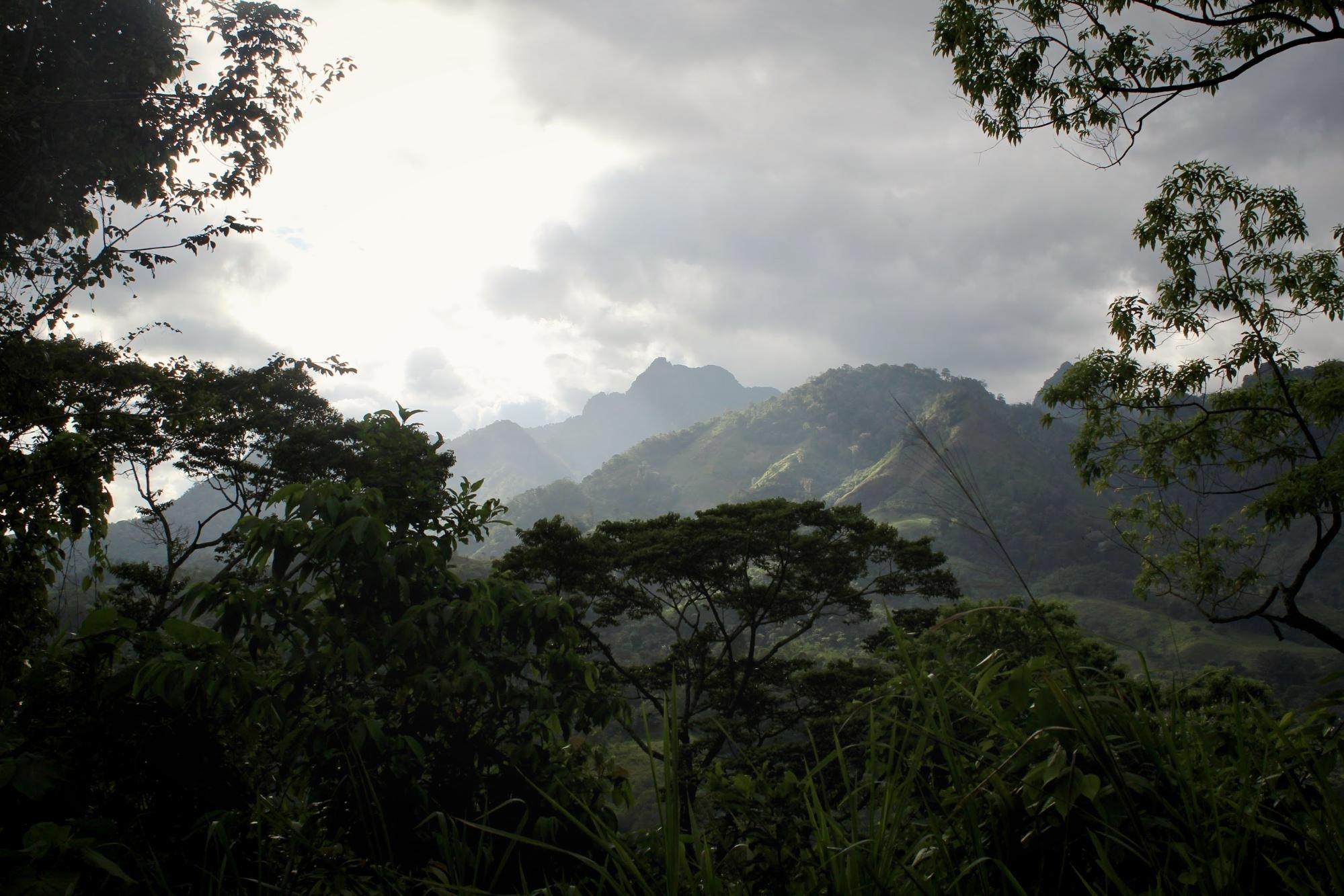 مرتفعات ماتاجلبا - نيكارجاوا