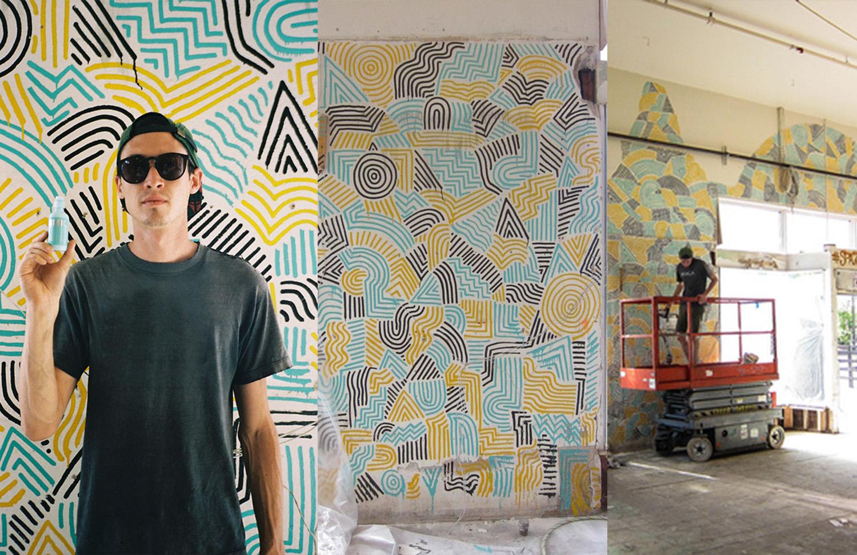 Sets No.1000 Mural Downtown Santa Ana