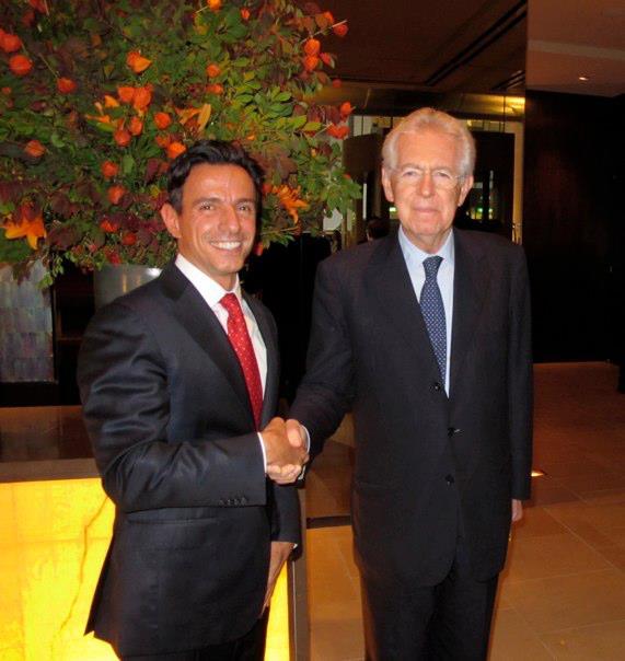 Italian Prime Minister H.E. Mario Monti