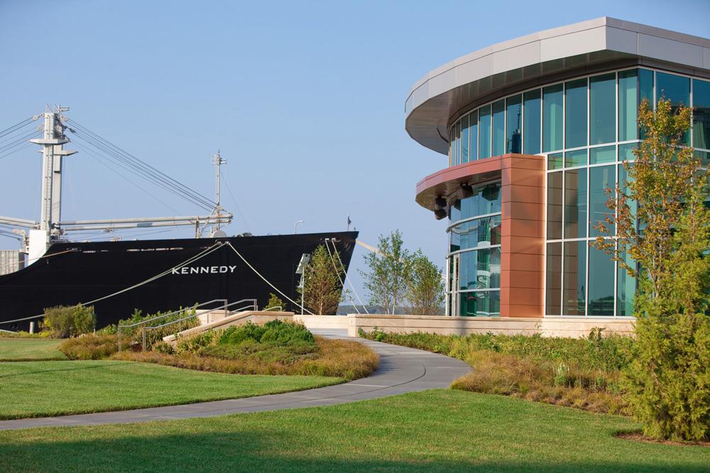 Massachusetts Maritime Academy, Bourne MA - Copley Wolff Design Group
