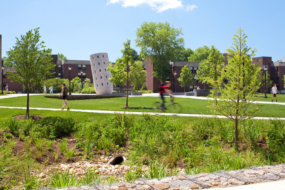 University of Connecticut, Storrs CT - Copley Wolff Design Group