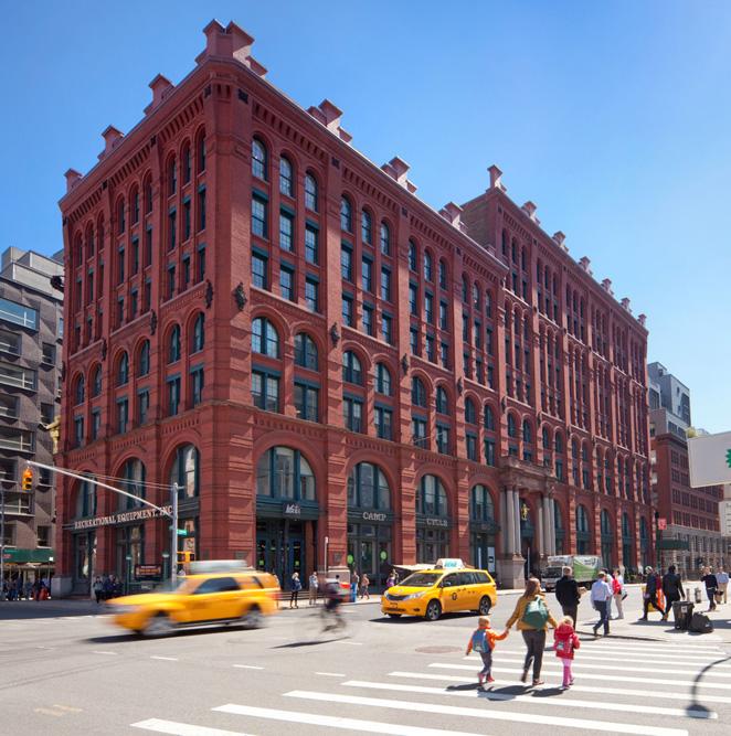 Puck Building, New York NY - Kushner Companies