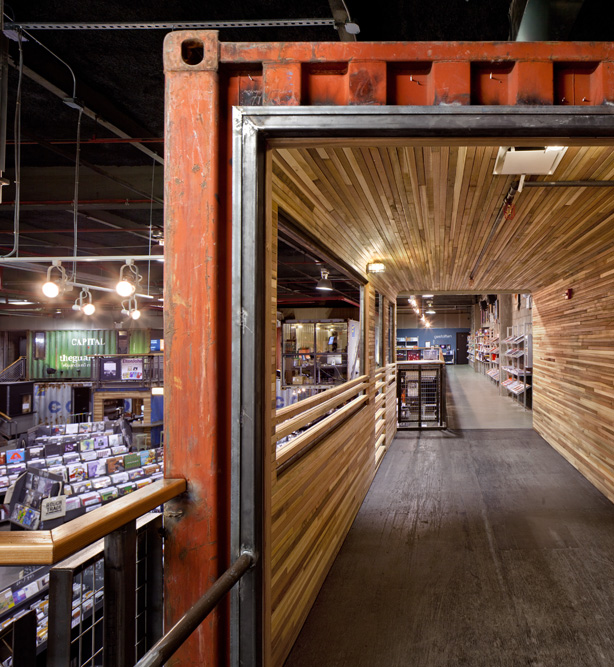 Rough Trade Records, Brooklyn NY - Cycle Architecture