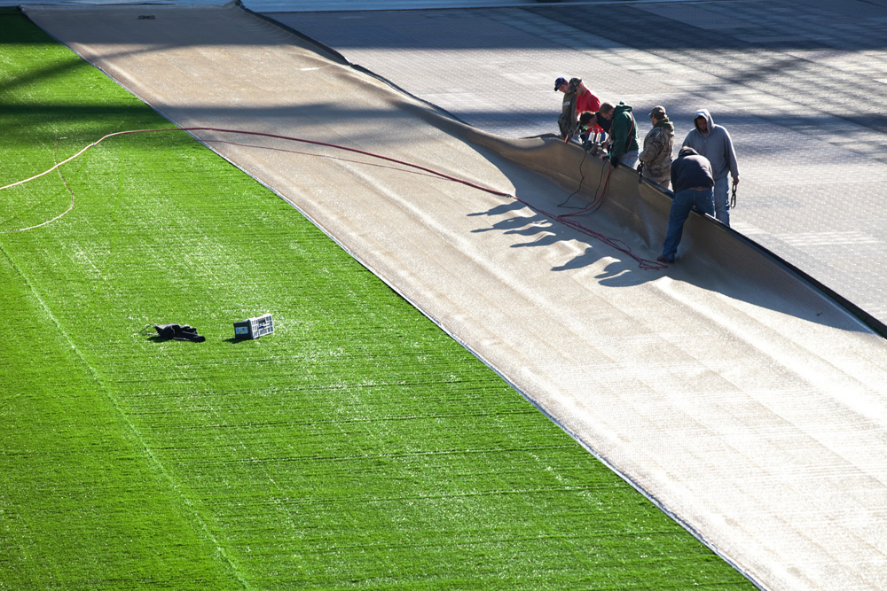 Gillette Stadium, Foxboro MA - Activitas