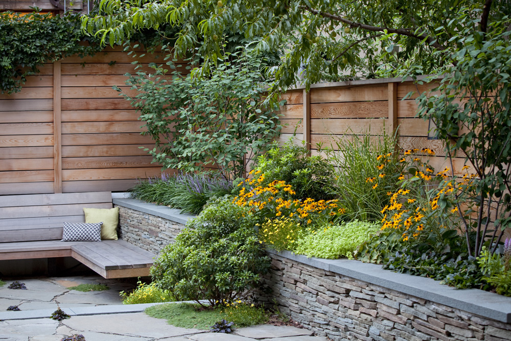 private residence, Brooklyn NY - NewEco Landscapes