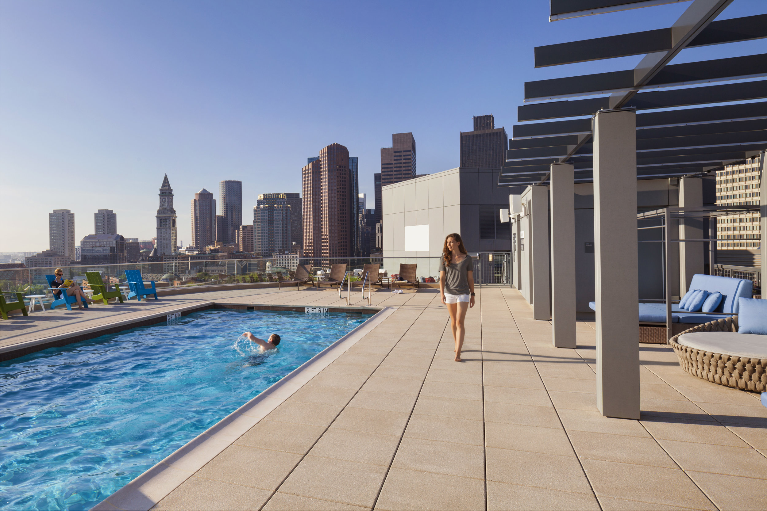 One Canal, Boston MA - Copley Wolff Design Group
